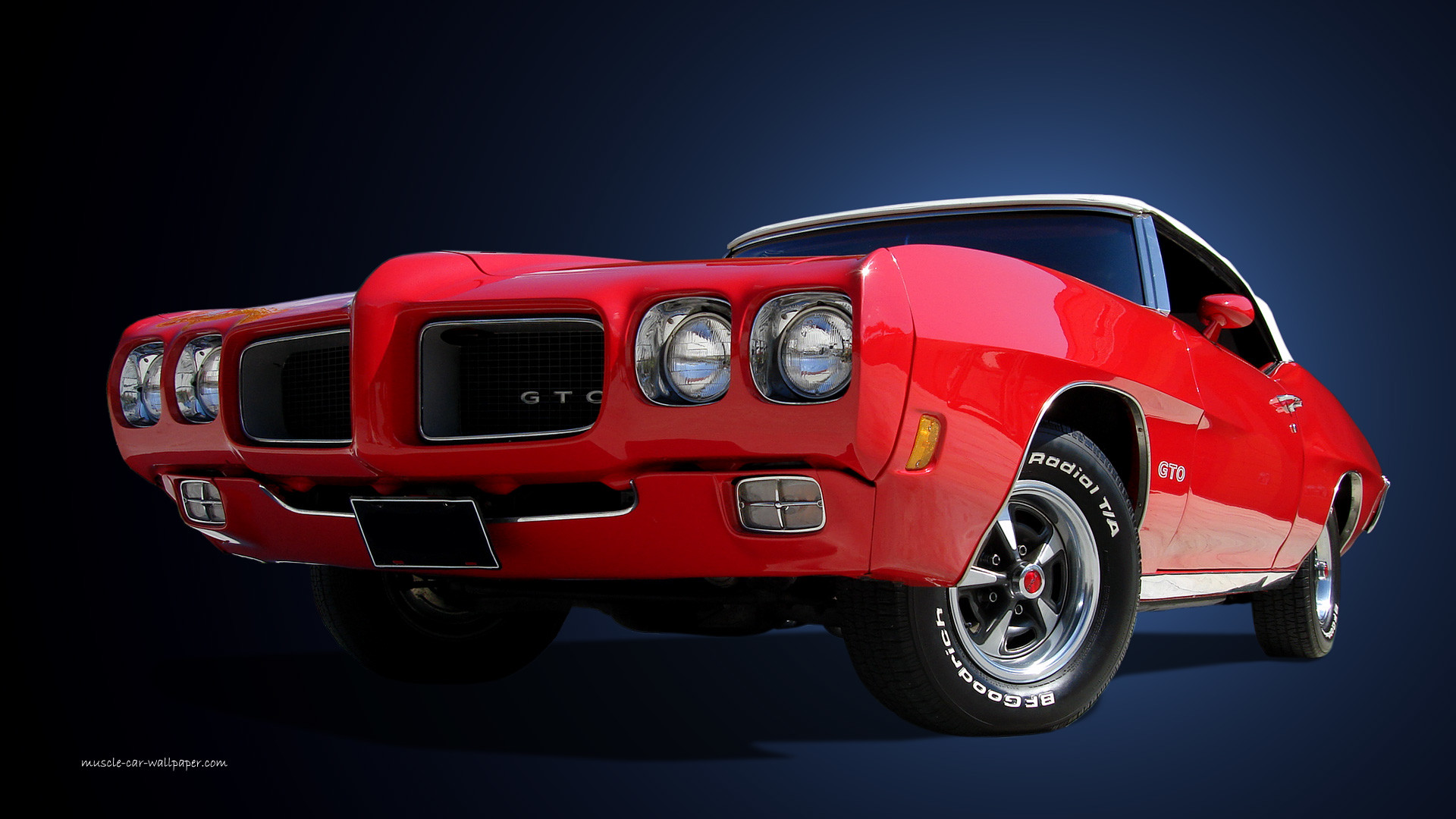 1920x1080 Pontiac GTO HD Wallpaper | Hintergrund |  | ID:124310 - Wallpaper  Abyss