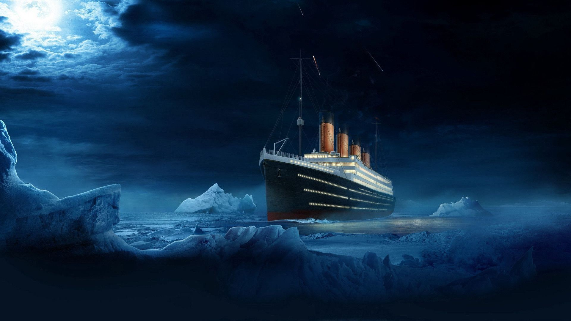 1920x1080 Titanic Ship Wallpapers For Desktop RAMWEB 1920×1080
