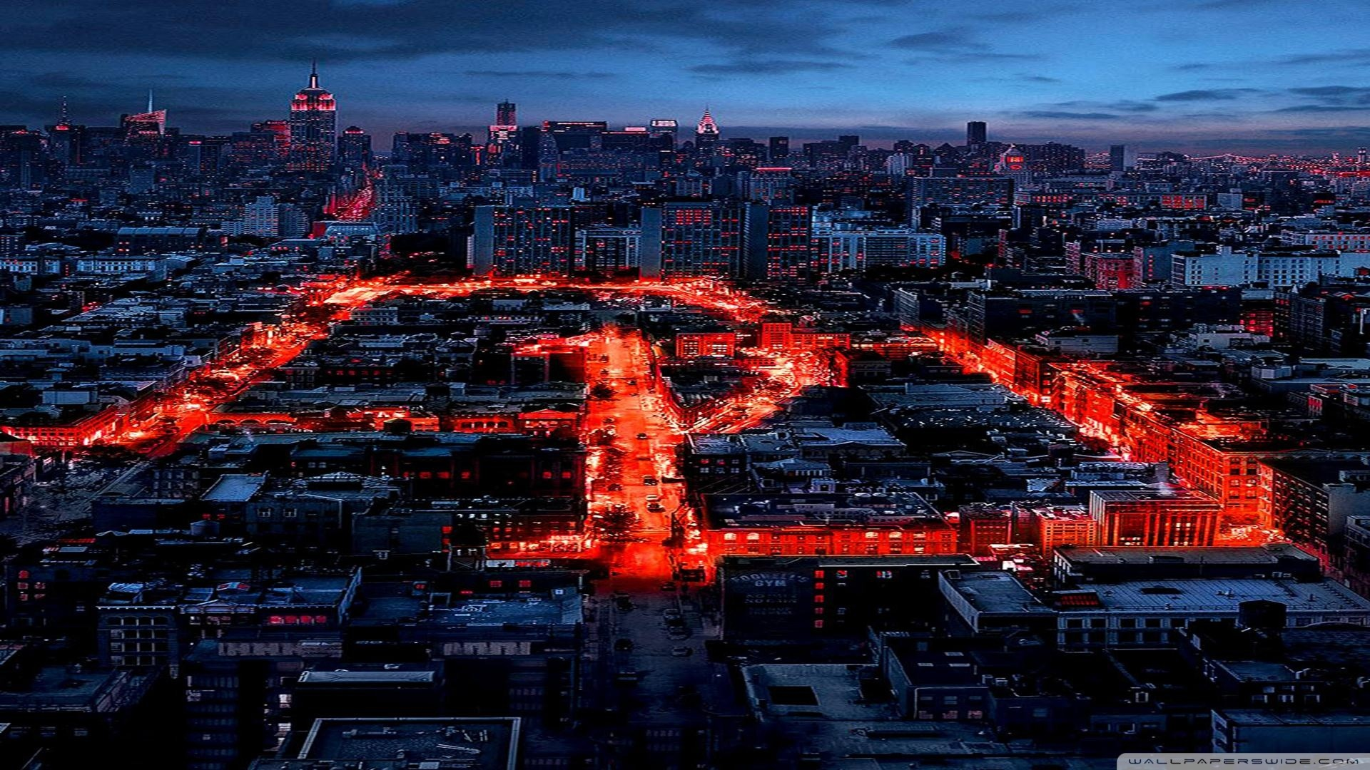 1920x1080 Netflix Daredevil HD Wallpaper