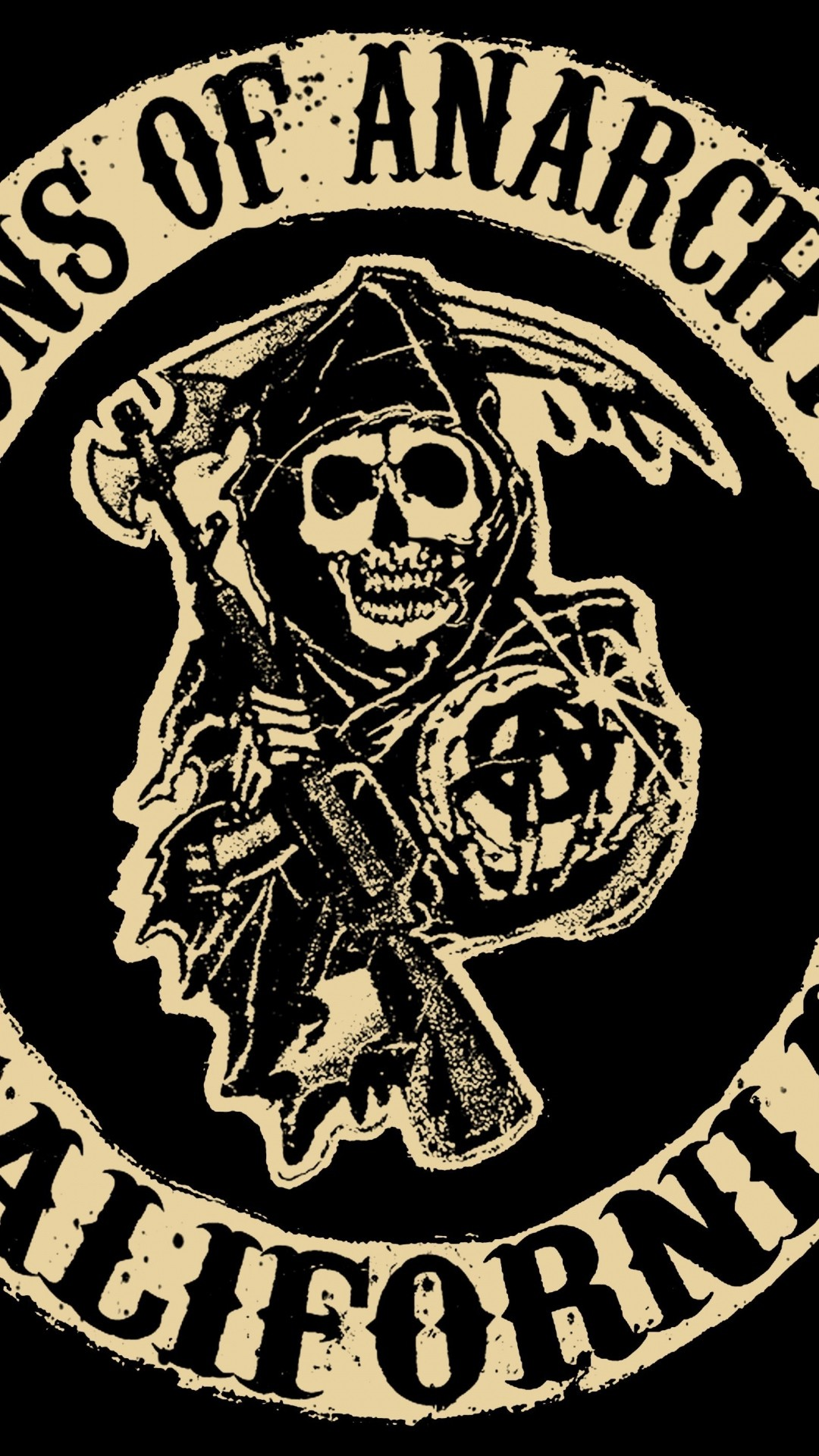 Sons Of Anarchy Reaper Wallpaper 67 Images