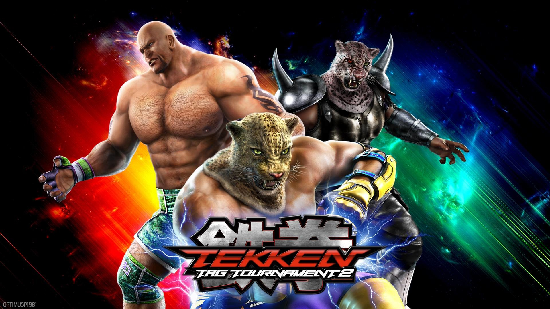 List of Synonyms and Antonyms of the Word: tekken tag