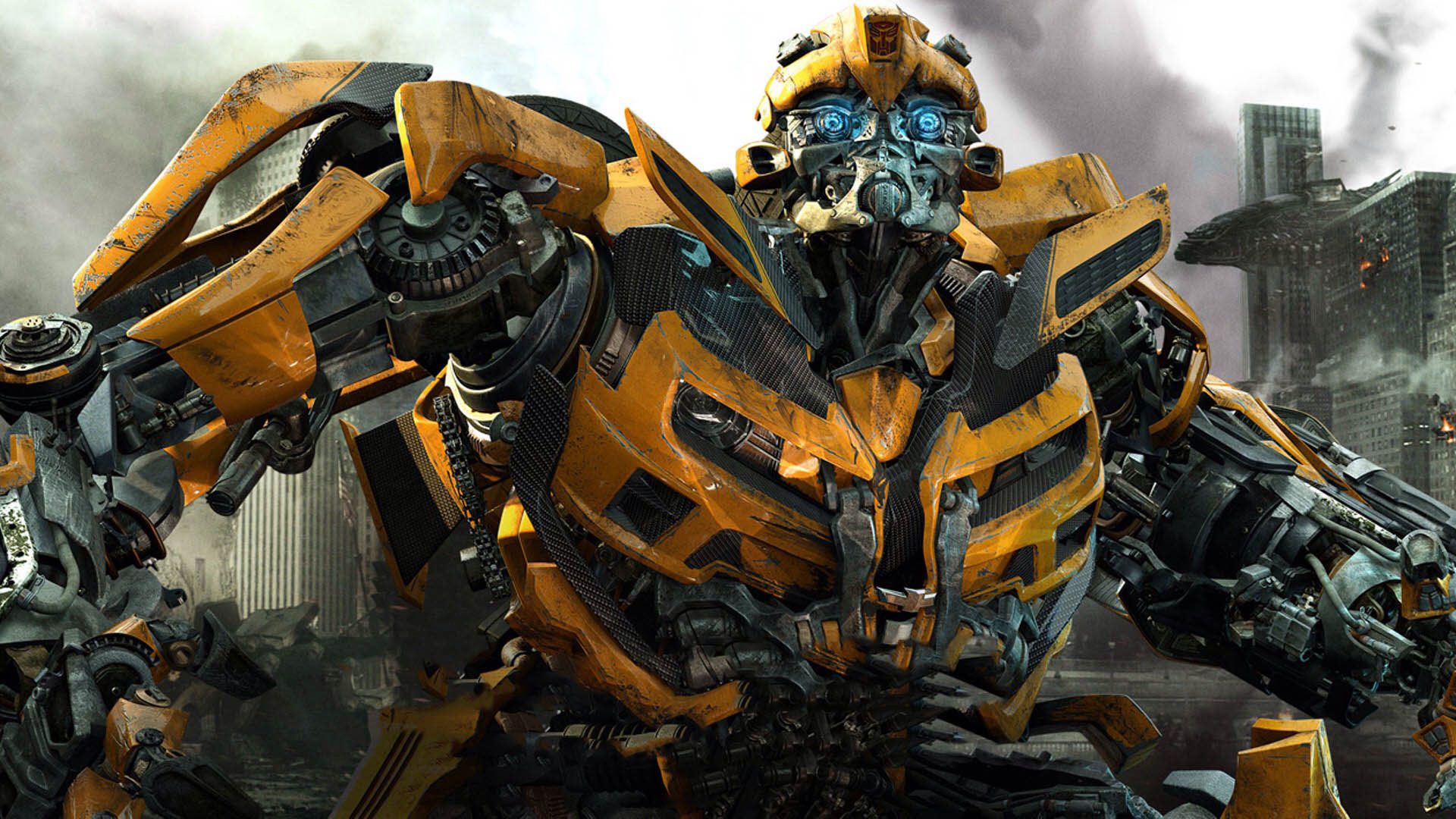 1920x1080 Transformers: Age Of Extinction - Bumblebee -  - Full HD .