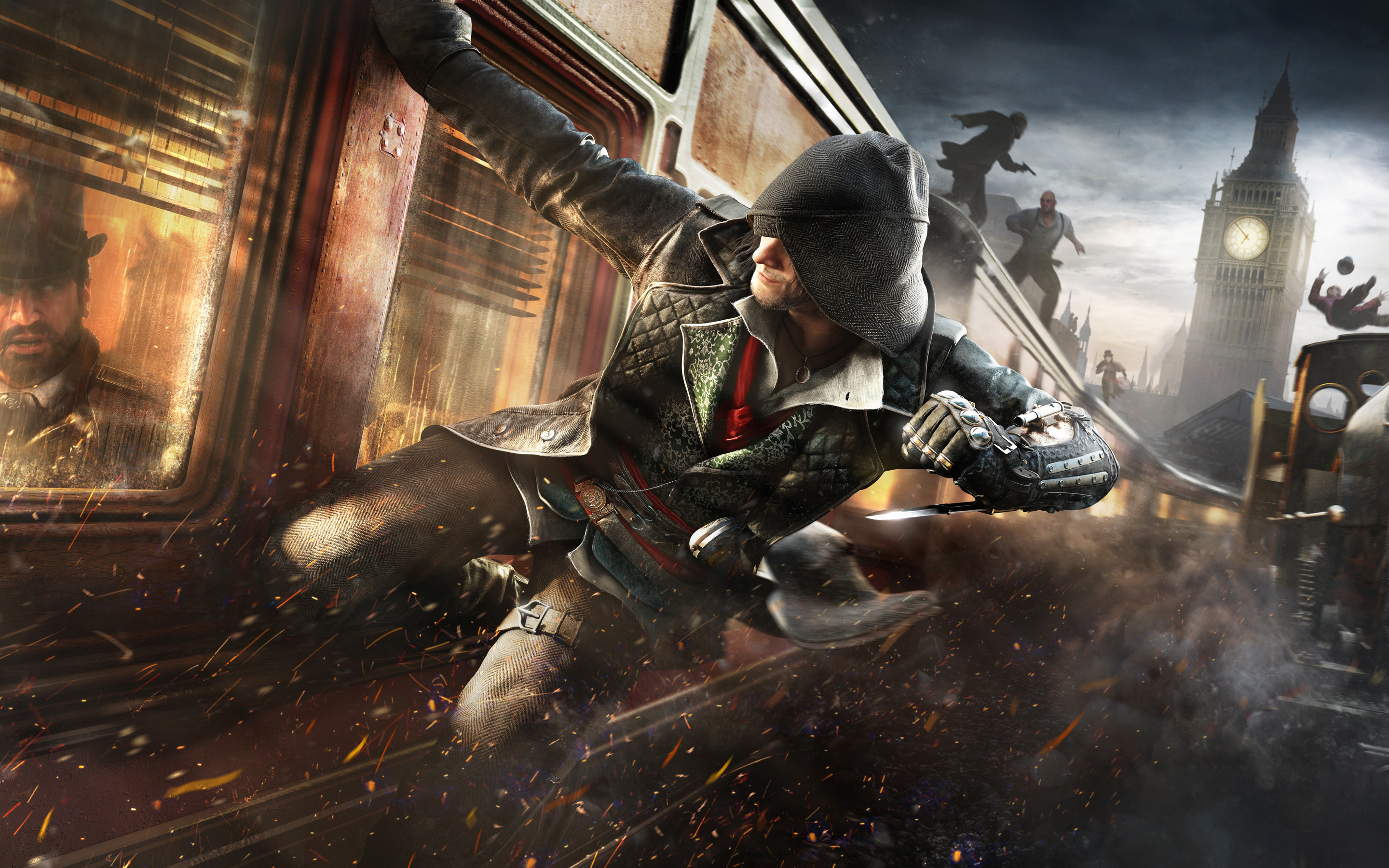 2880x1800 Assassin's Creed Syndicate Video Game