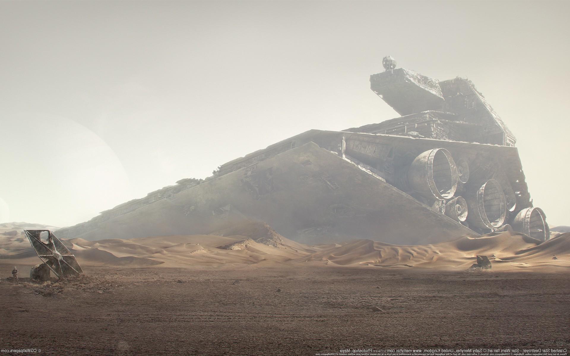 Star Wars Landscape Wallpaper (70+ images)