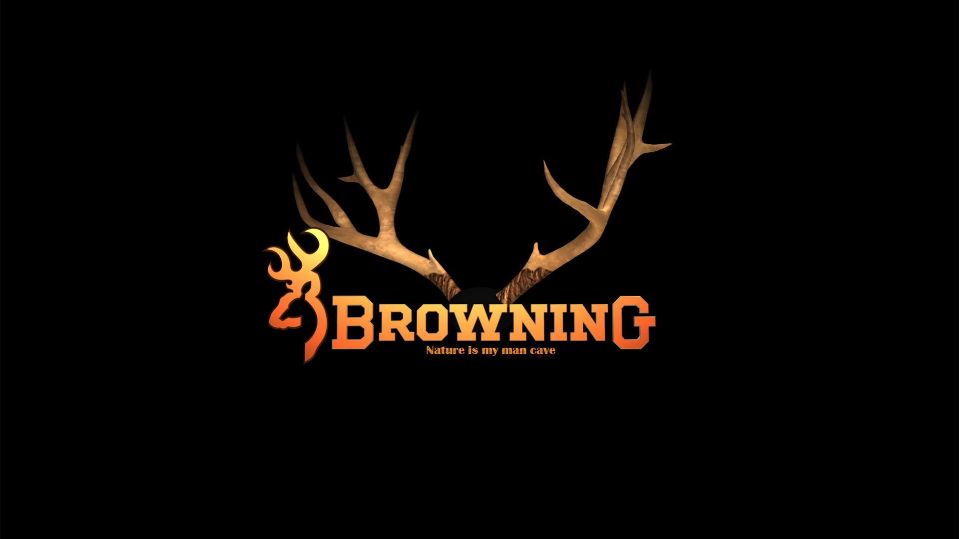 1920x1080 Browning Logo wallpaper - 949921