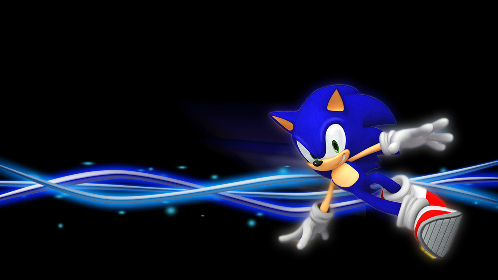 1920x1080 cool sonic wallpapers #129188