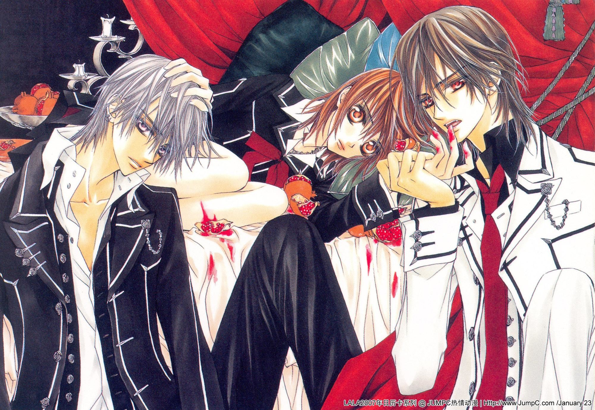 Vampire Knight Zero Wallpaper 77 Images