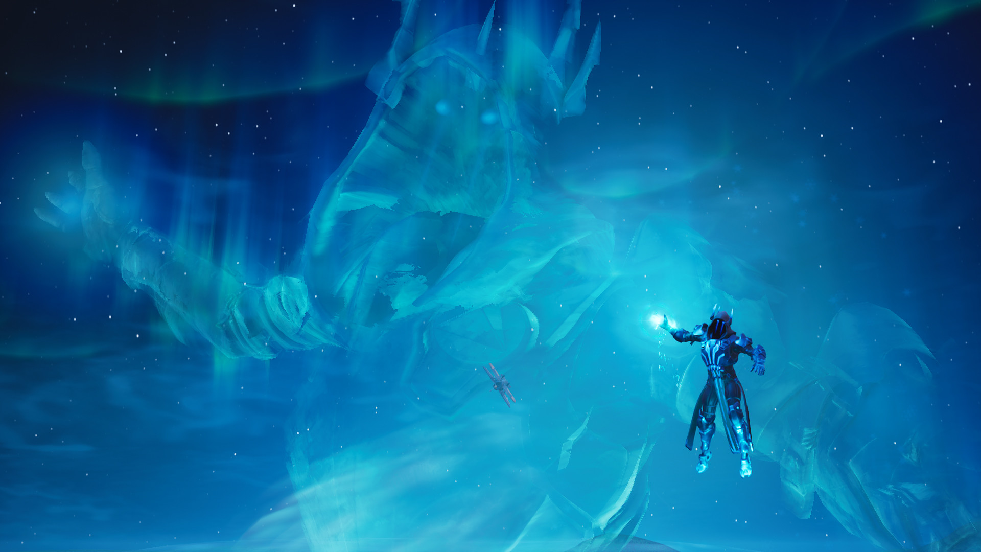 1920x1080 The Ice King during the Ice Storm event.