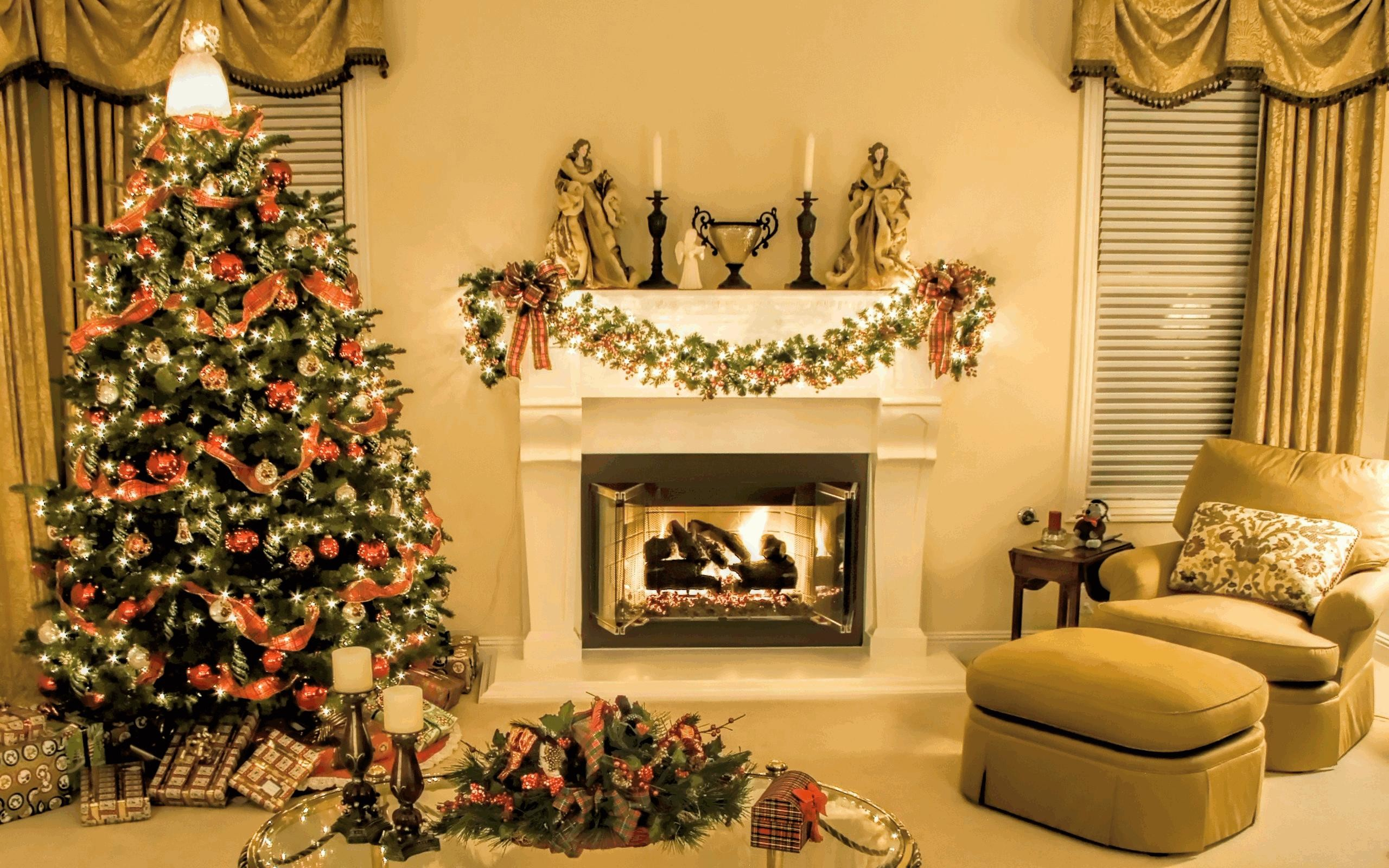 country christmas decorations pinterest