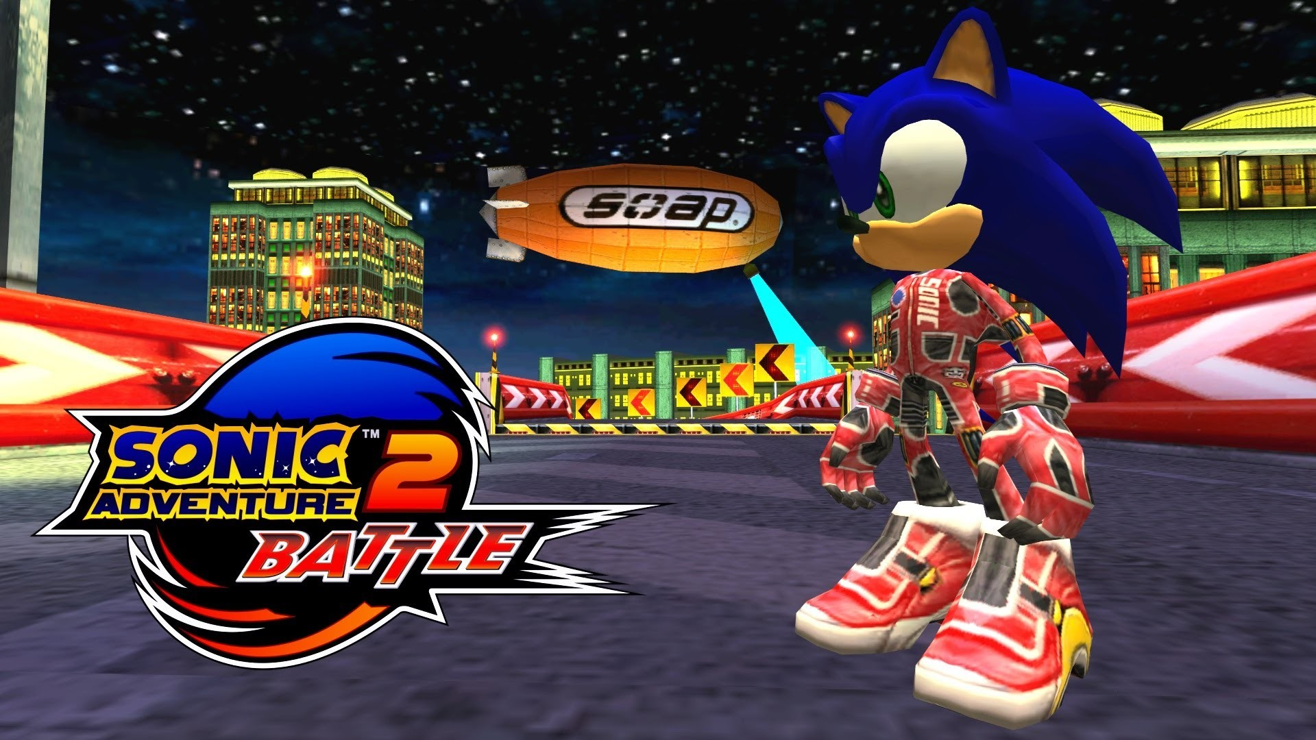 1920x1080 Sonic Adventure 2: Battle - Radical Highway - Sonic (Alt. costume) [REAL  Full HD, Widescreen] 60 FPS - YouTube