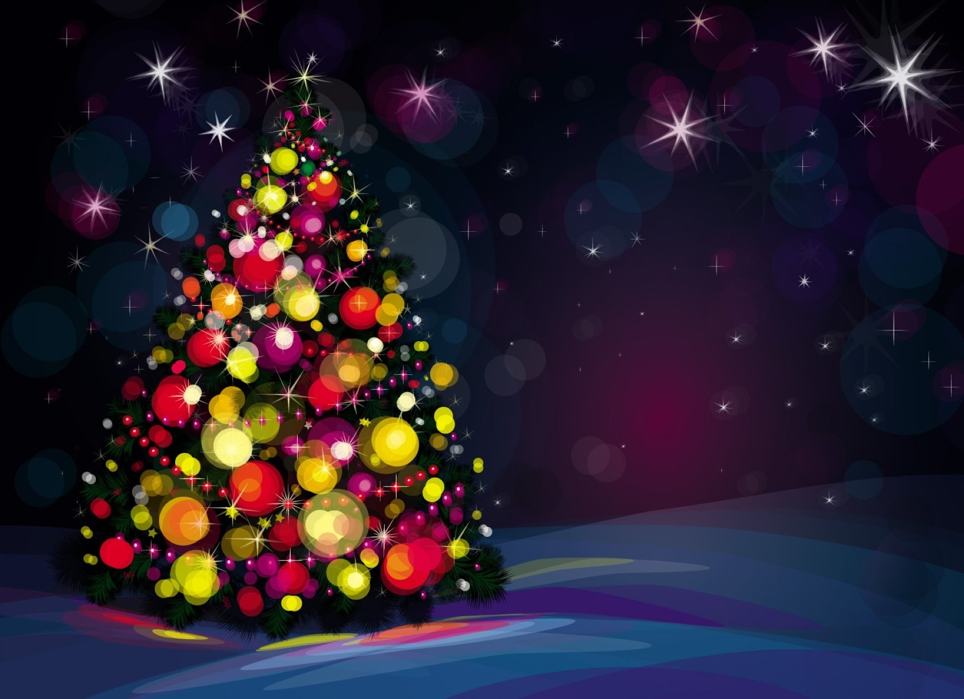1920x1393 Christmas Tree Wallpaper Image Desktop. Beautiful Christmas Tree Wallpapers