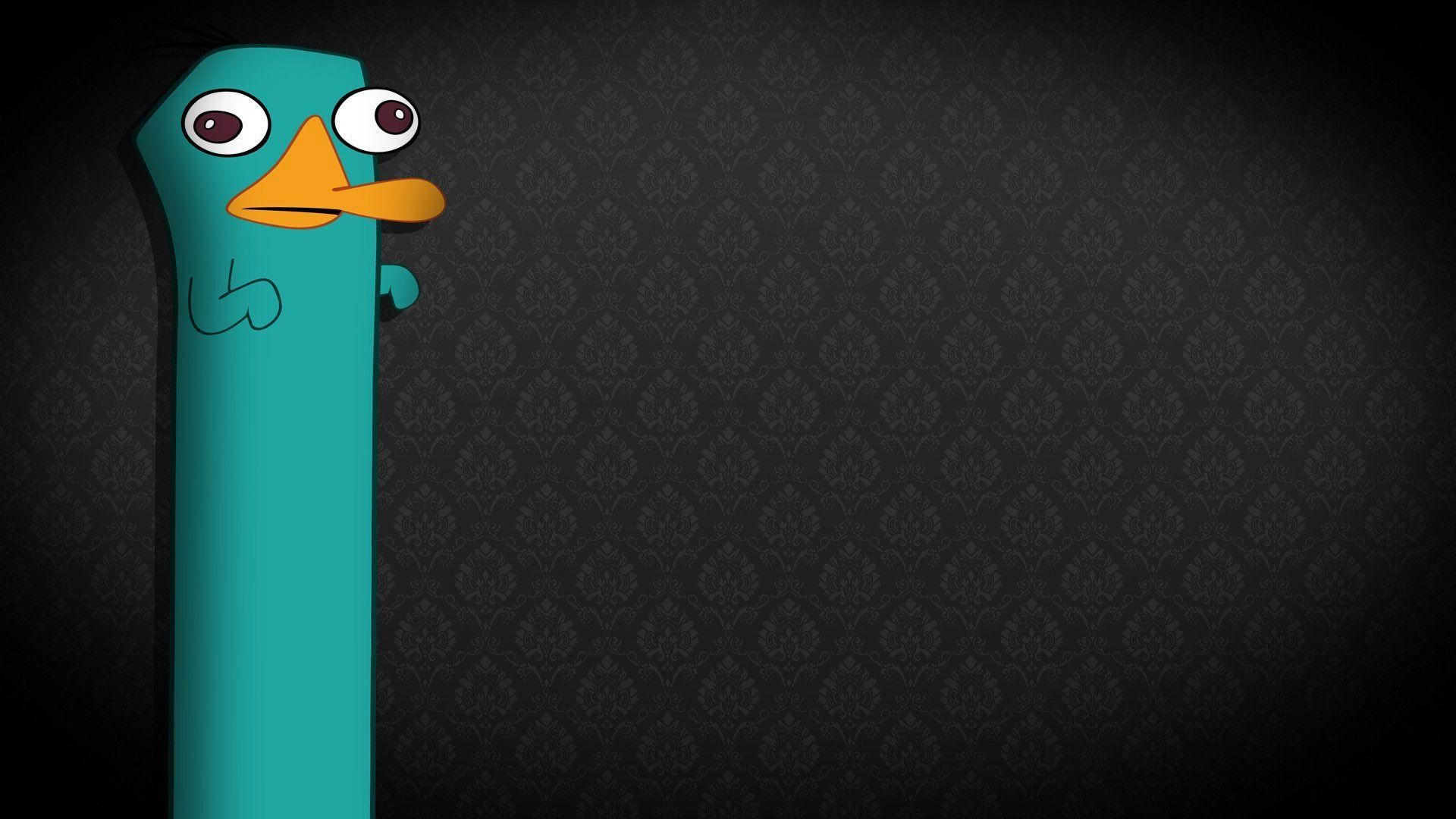 Perry the platypus wallpaper 54 images 1920x1080 perry perry the platypus wallpaper voltagebd Images
