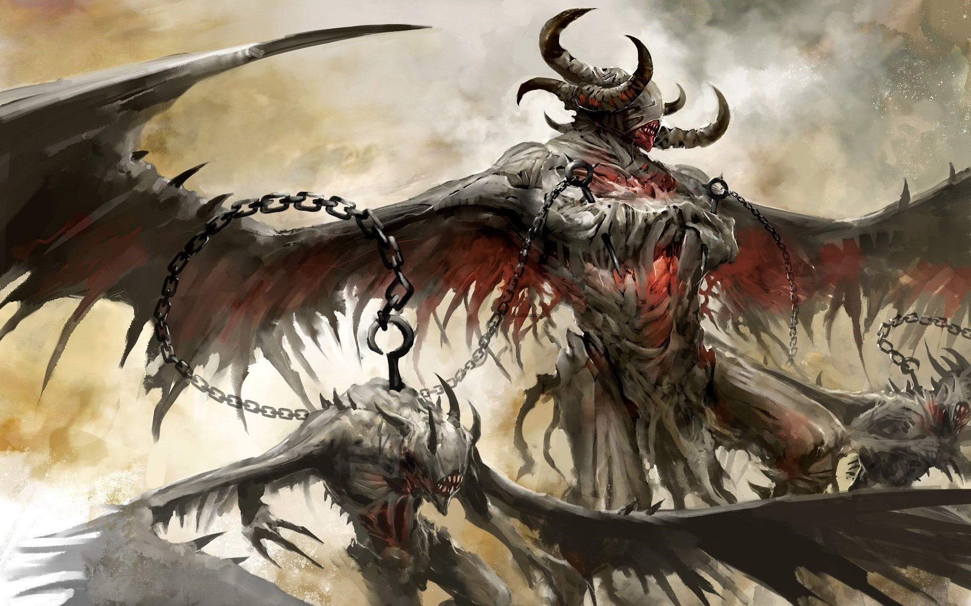 ghost and demon wallpapers free download hd latest new - HD1920×1200