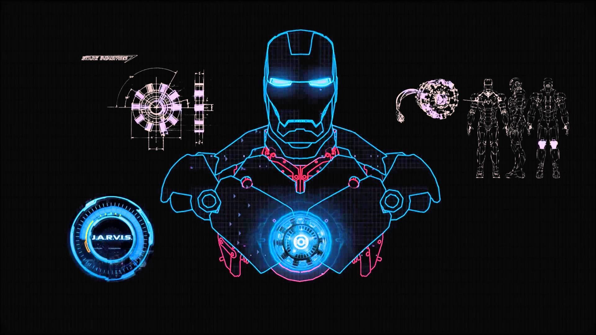 Iron man jarvis wallpaper hd 72 images 1920x1107 ironman jarvis theme version 2 by scrollsofaryavart on deviantart publicscrutiny Gallery