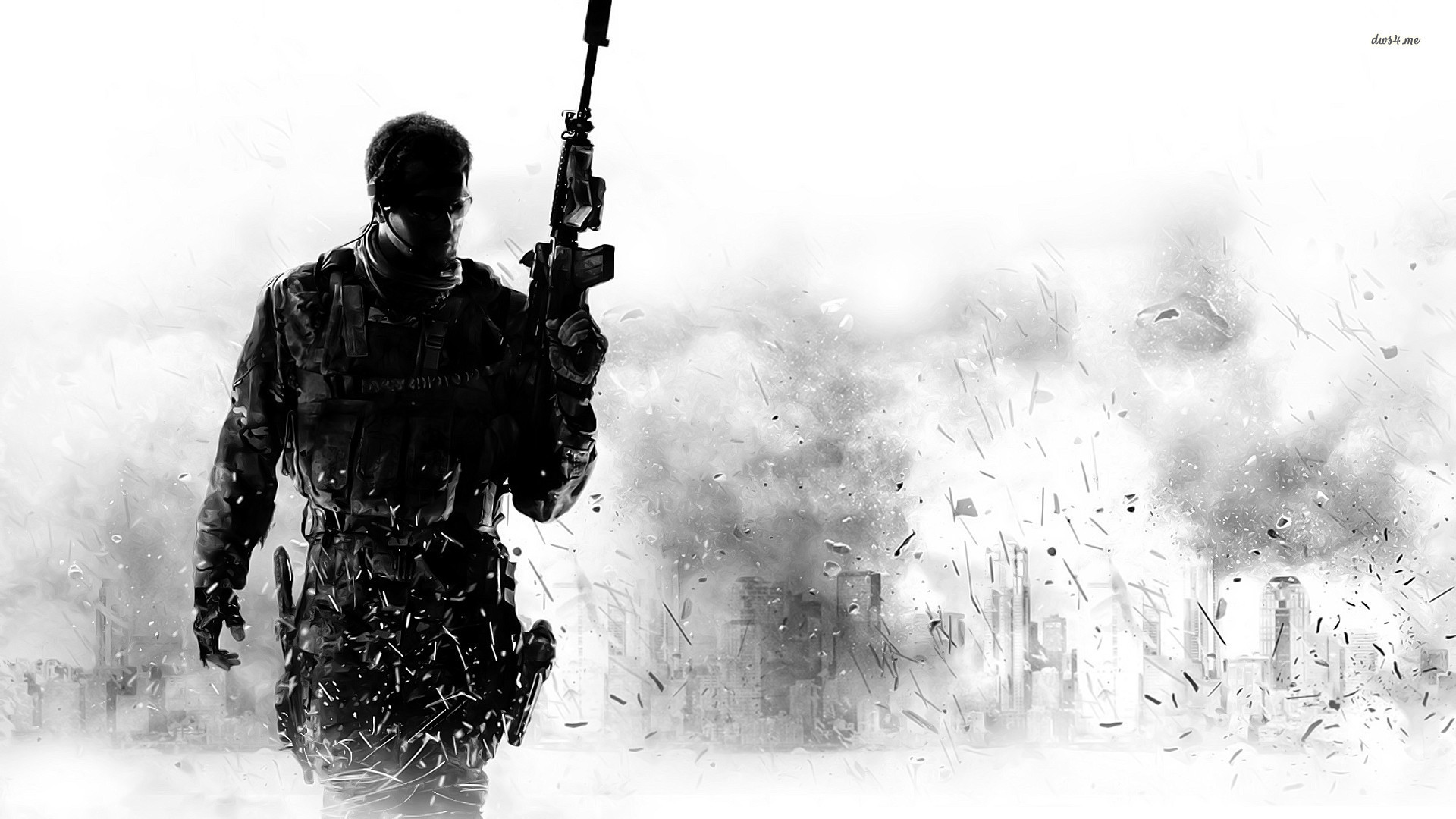 Cod mw3 wallpapers 75 images - Mw3 wallpaper ...