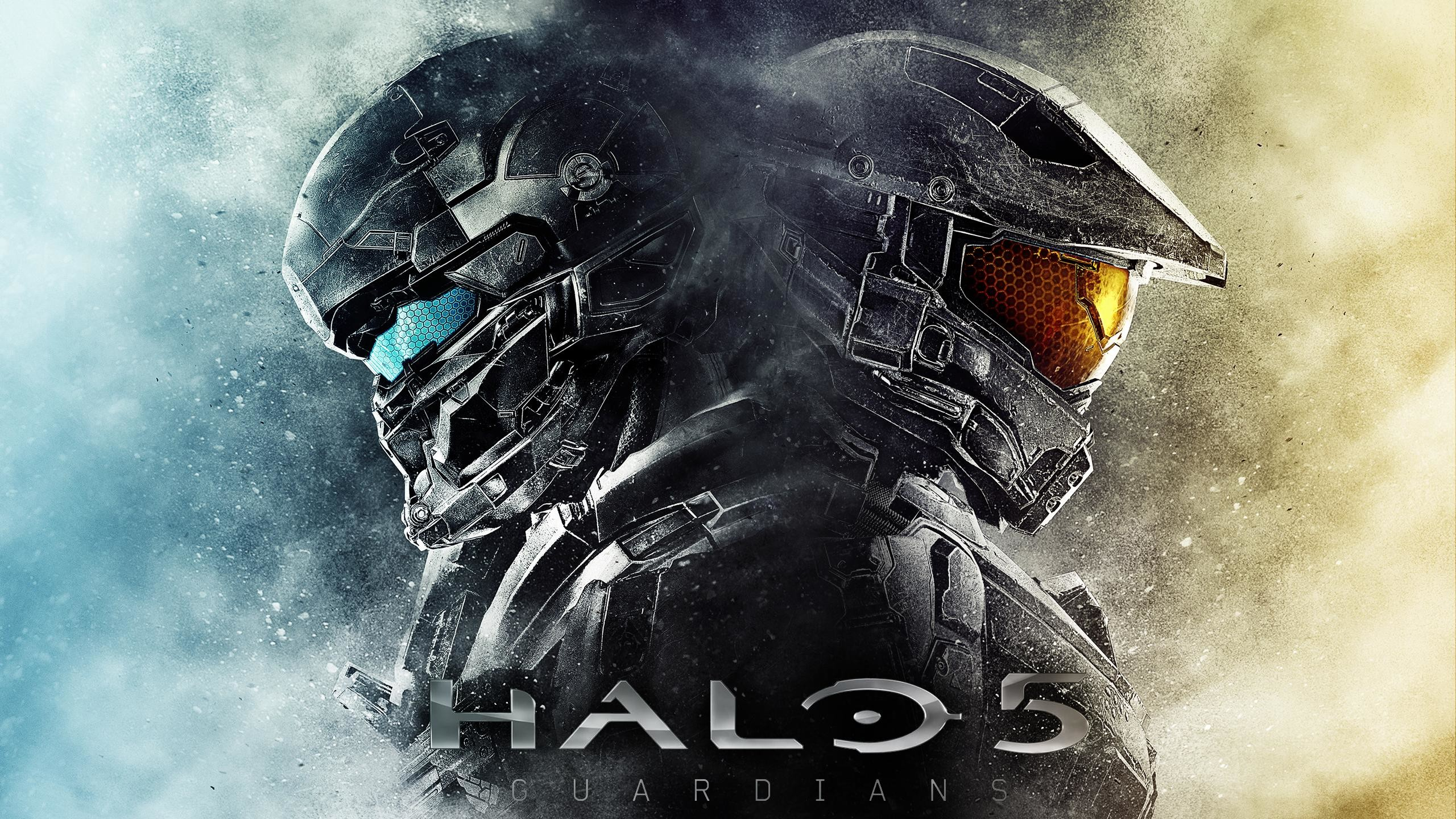 2560x1440 Epic Halo 5 Guardians E3 2015 Style Wallpaper by Drax122 high res