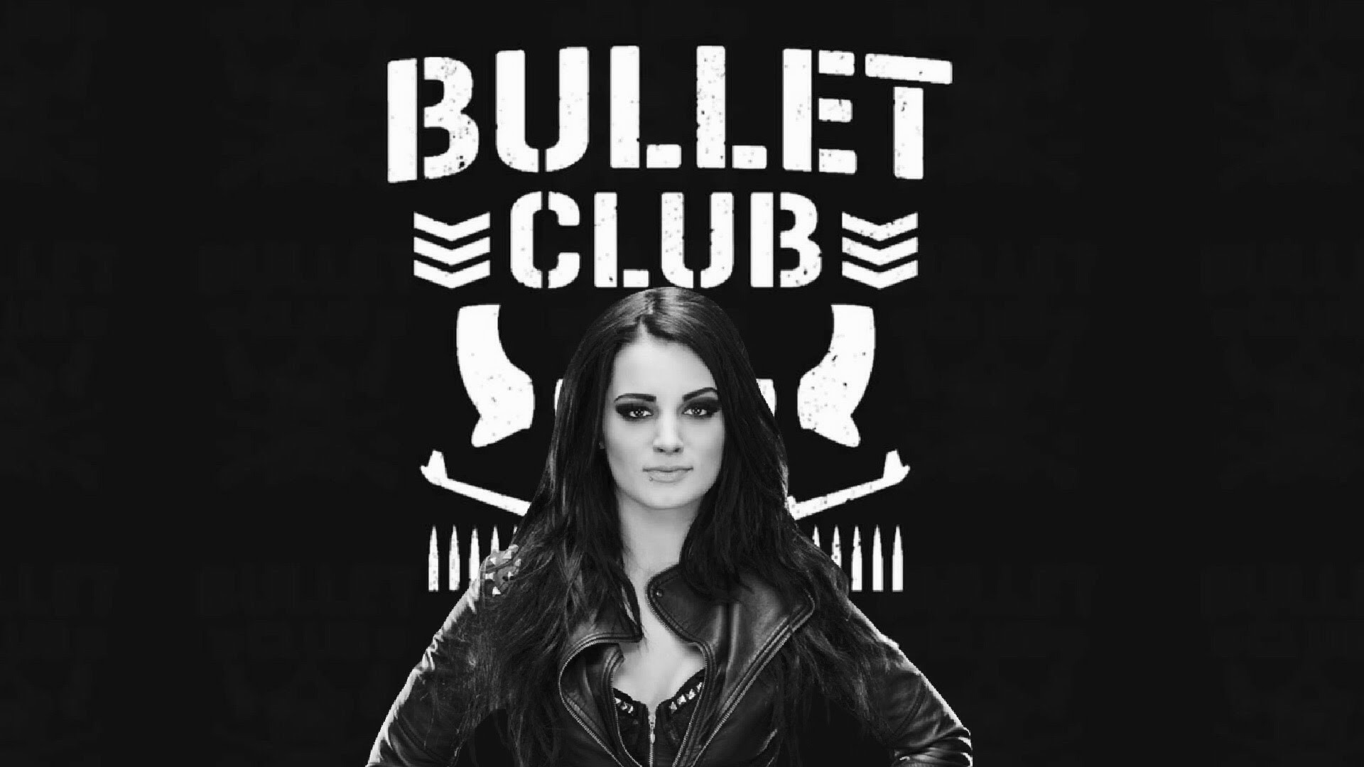 1920x1080 WWE Paige Bullet Club Entrance Video