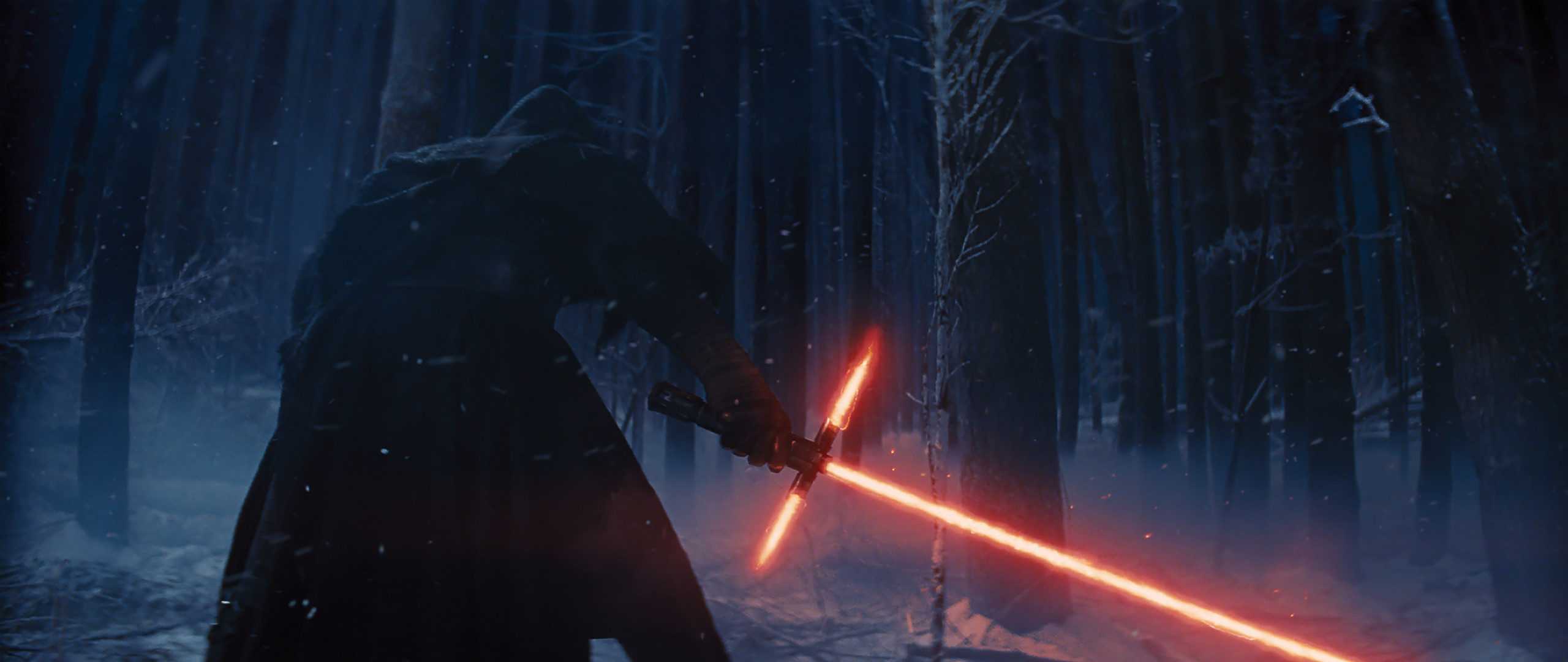 2560x1080 General  Star Wars: The Force Awakens Kylo Ren