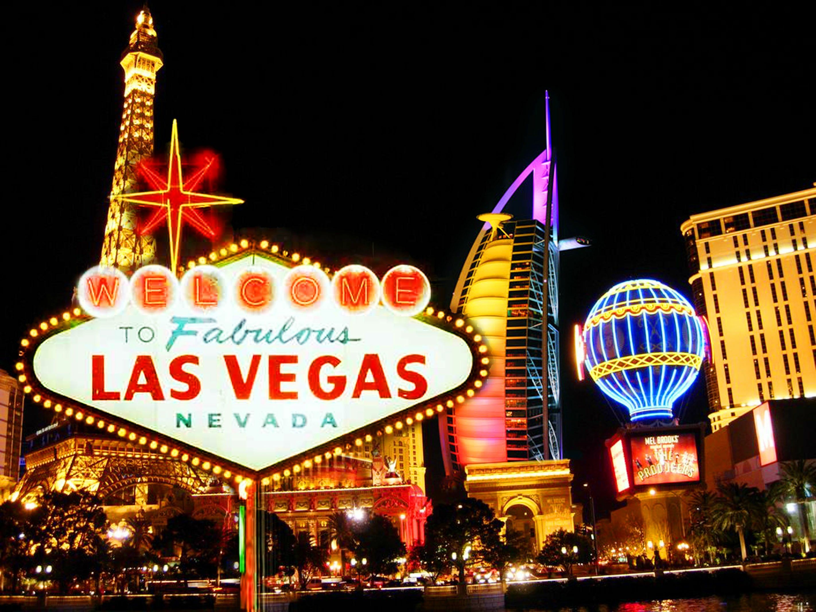 Vegas Wallpaper