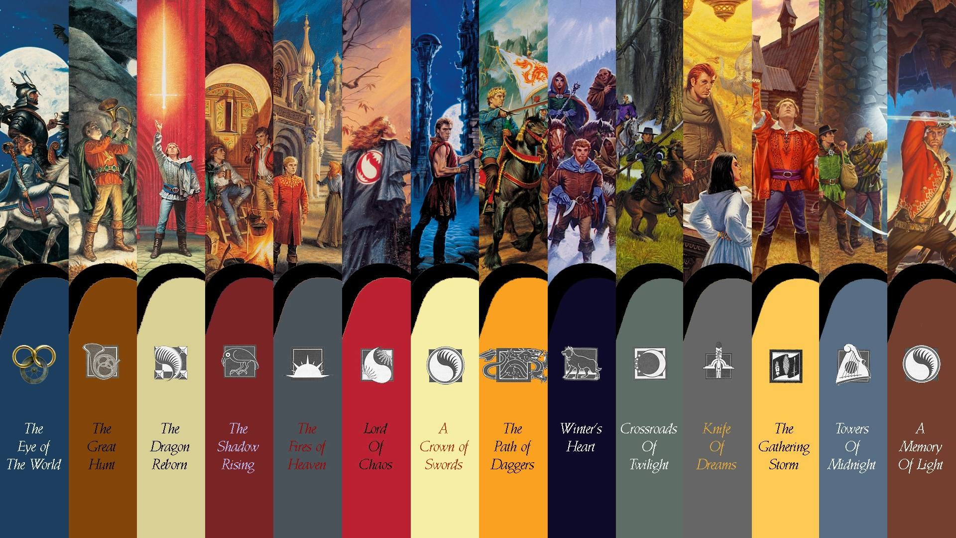 The Wheel Of Time Wallpapers 63 Images