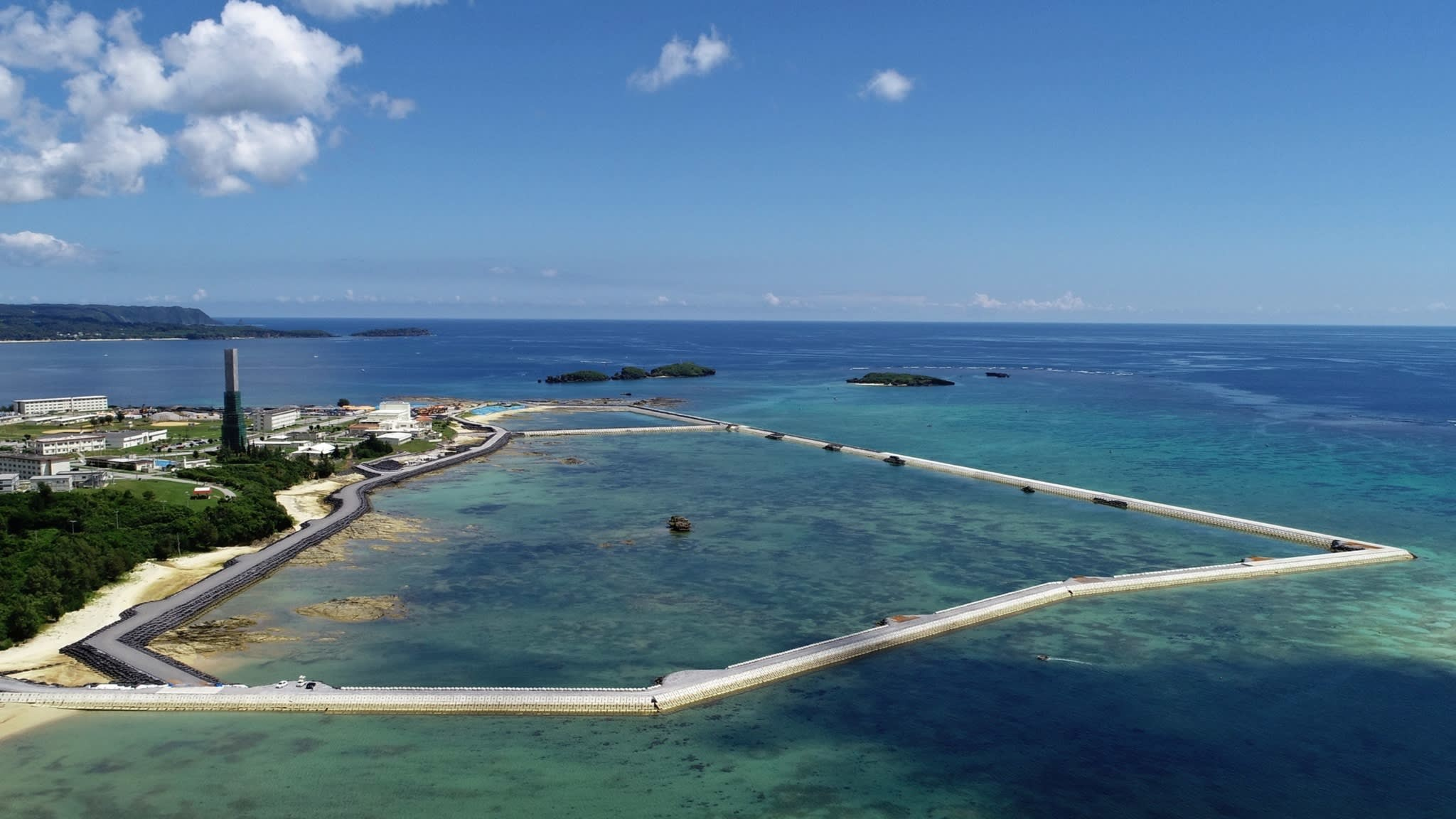 2048x1152 US stands by Okinawa base move despite rejection in referendum