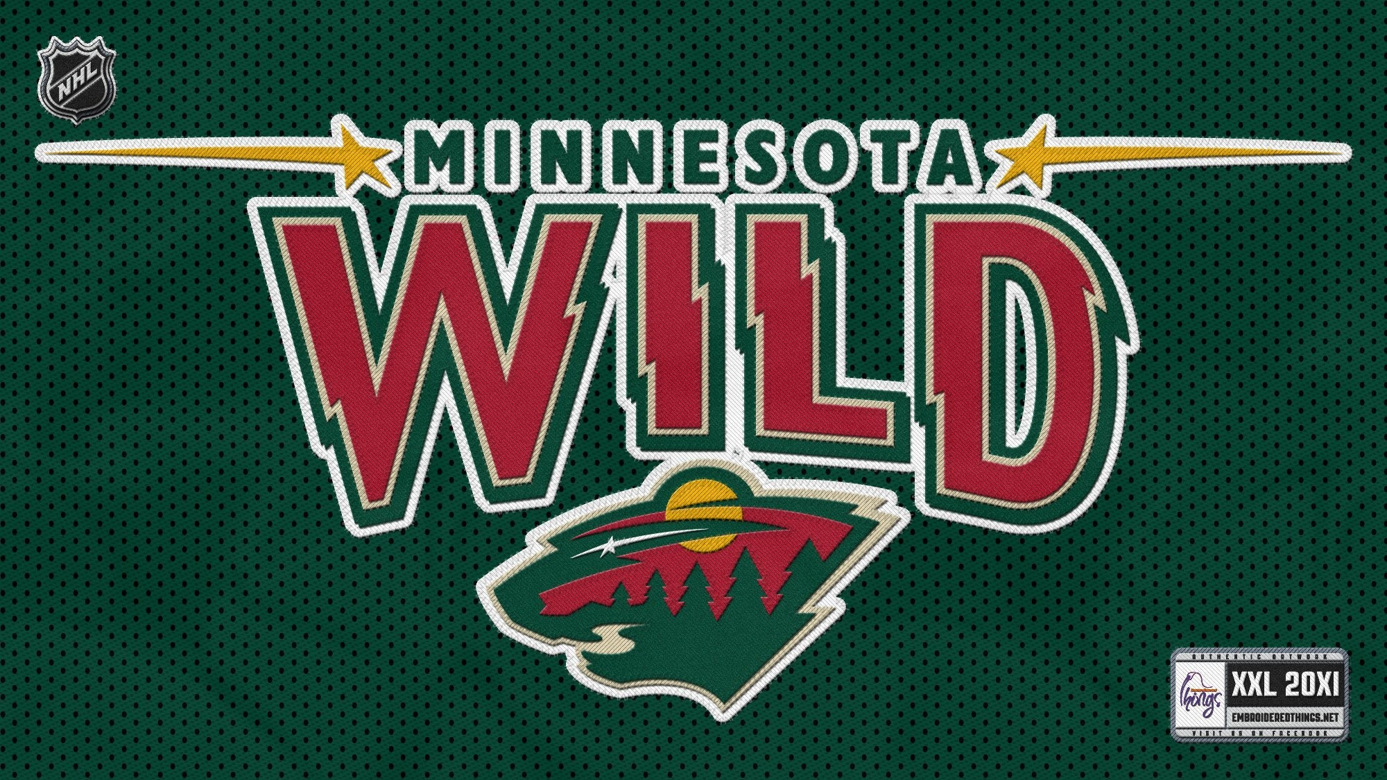 2000x1125 MINNESOTA WILD hockey nhl (16) wallpaper background