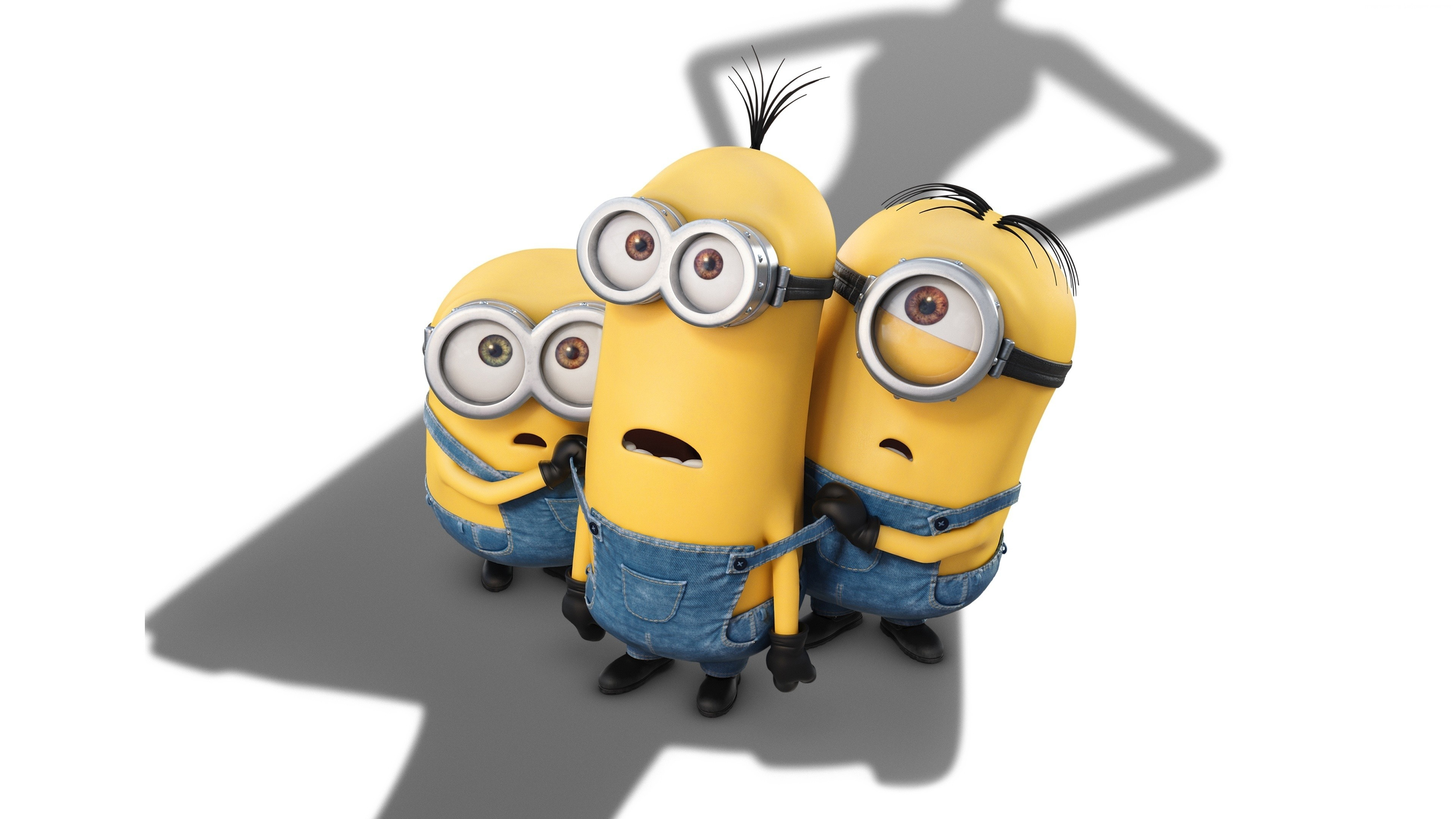 3840x2160 Funny-Minions-4k-Wallpaper-funnyminions-cartoon-cute-by-