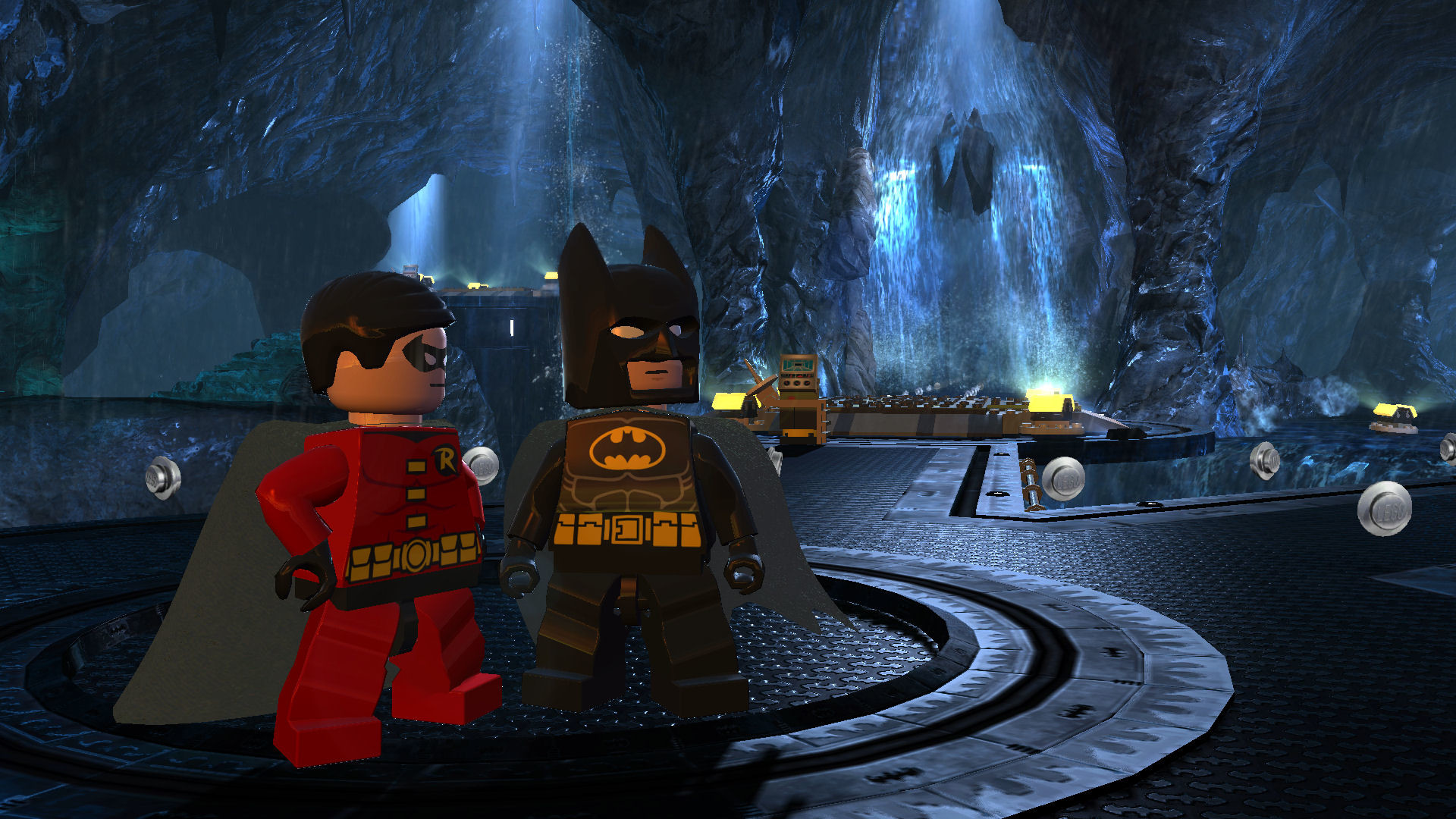 1920x1080 Lego Batman 2 Robin Wallpaper