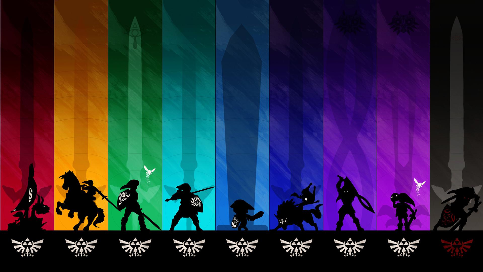 Legend Of Zelda Desktop Wallpaper 80 Images