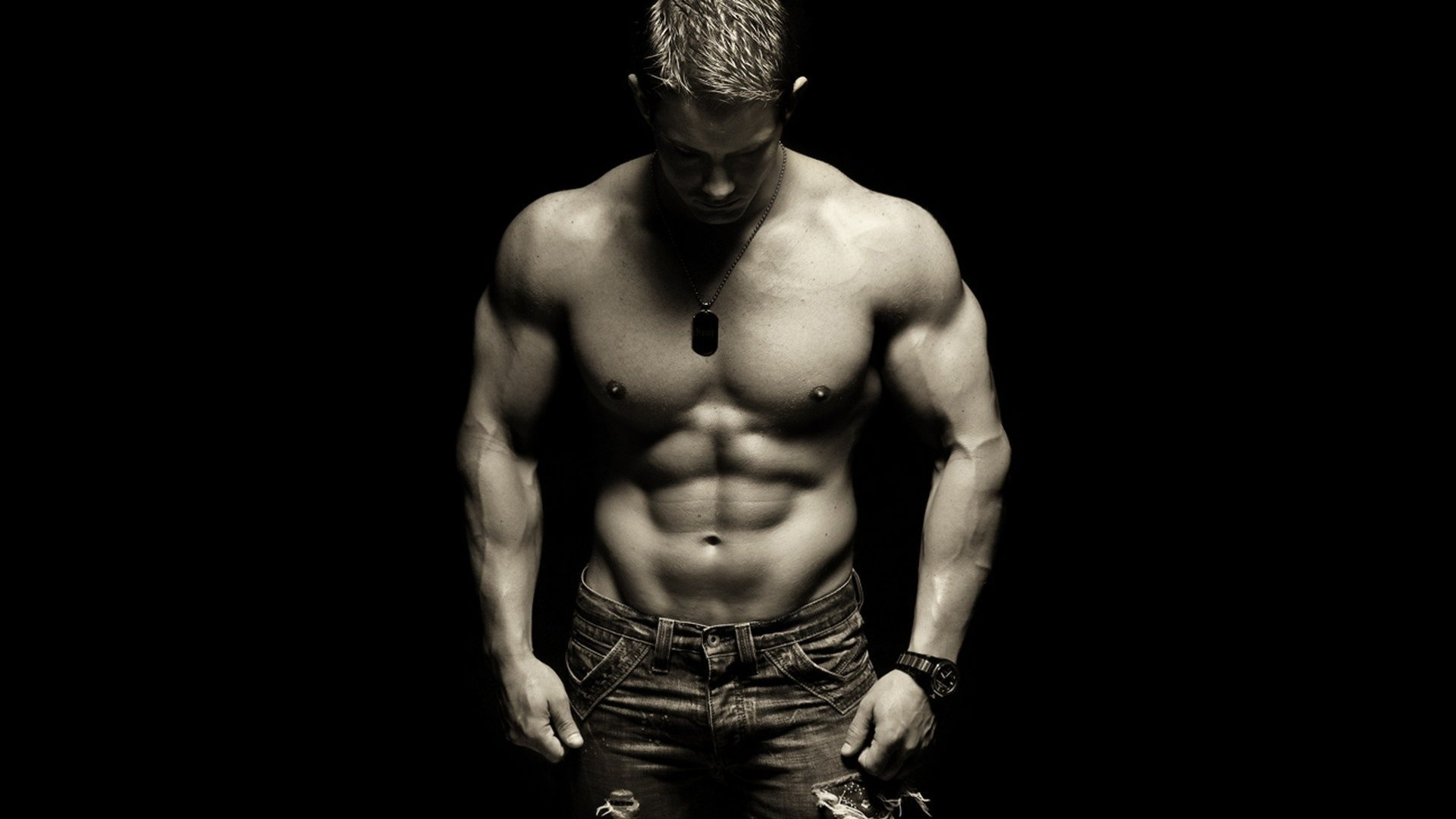 1920x1080 Muscles Uncle Bob Man Hunk Bodybuilder