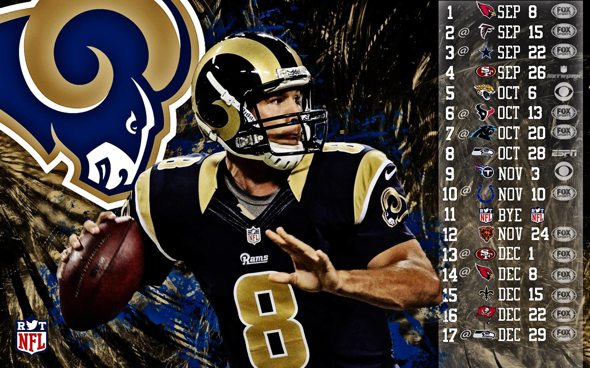 1920x1200 2013 St Louis Rams football nfl wallpaper |  | 130431 .
