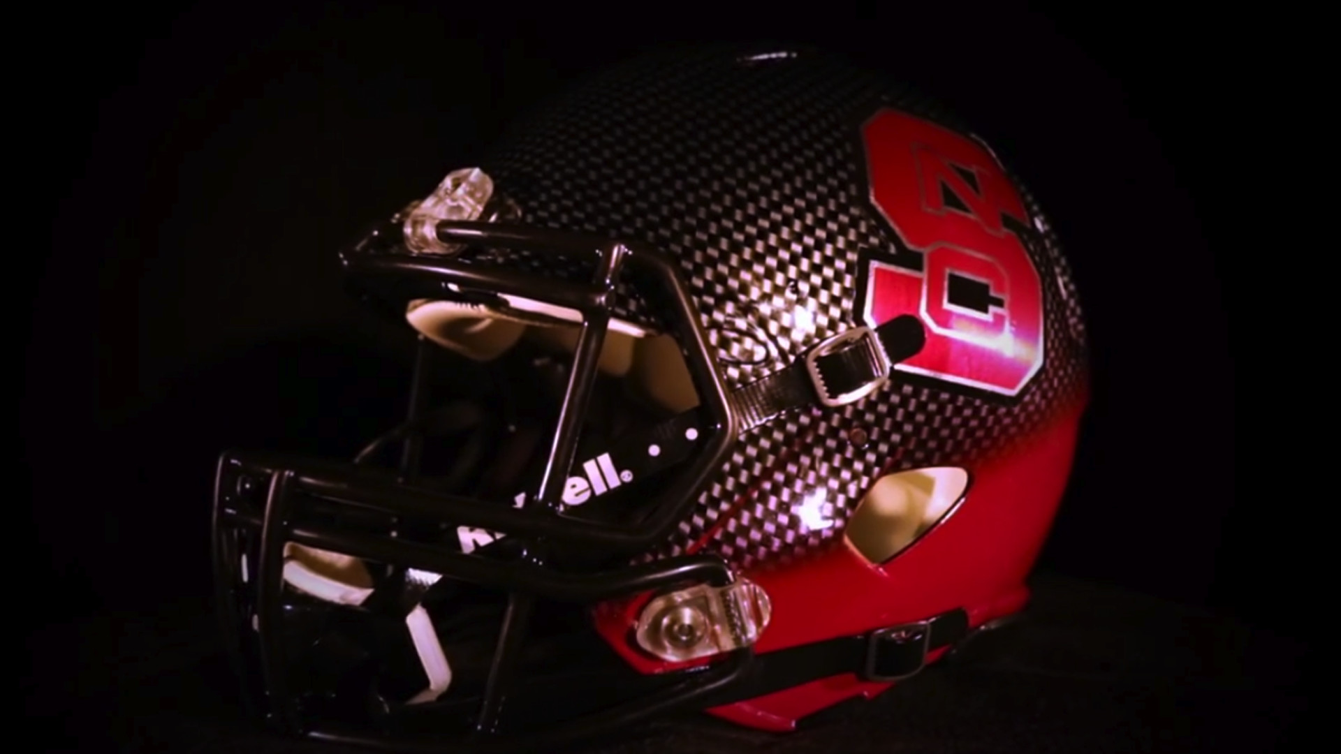 1920x1080 The Pack has eyes: N.C. State unveils new helmets