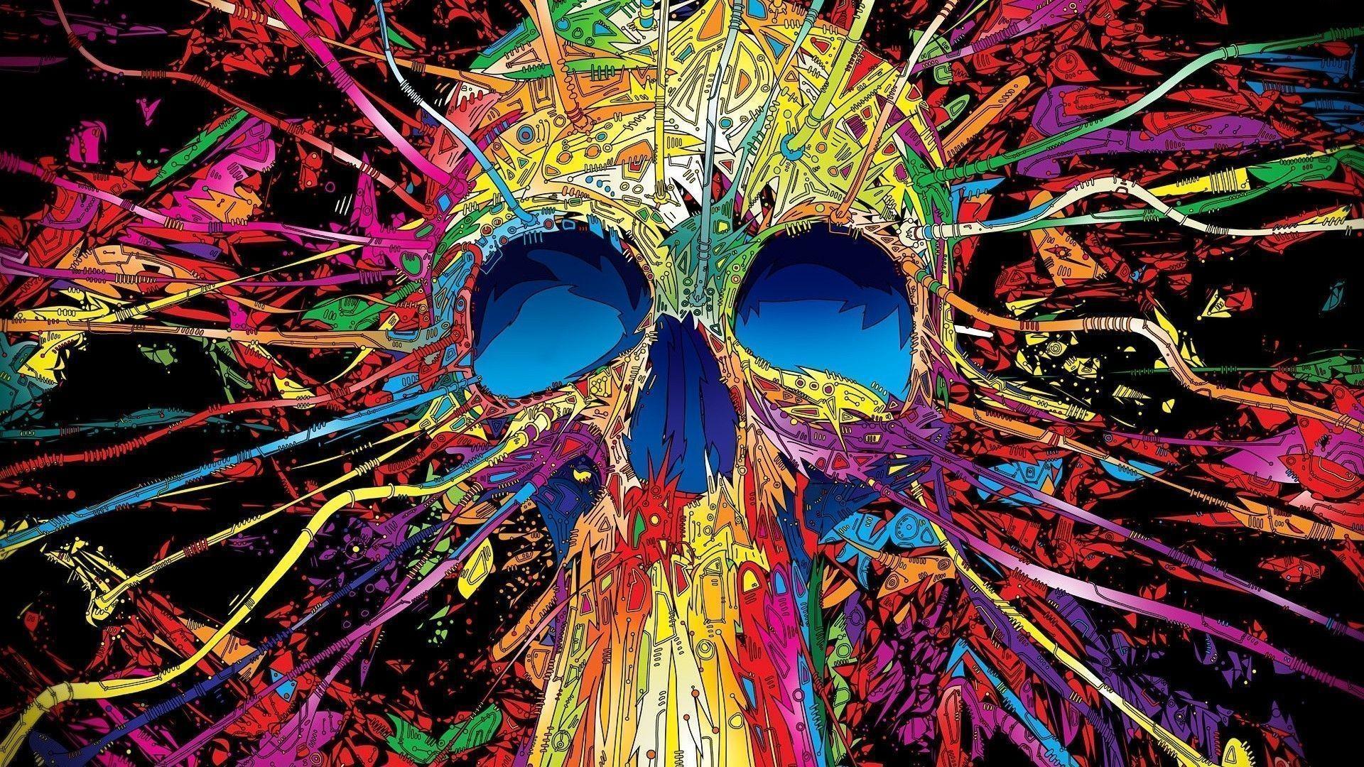 Hd sugar skull wallpaper 64 images - Sugar skull background ...