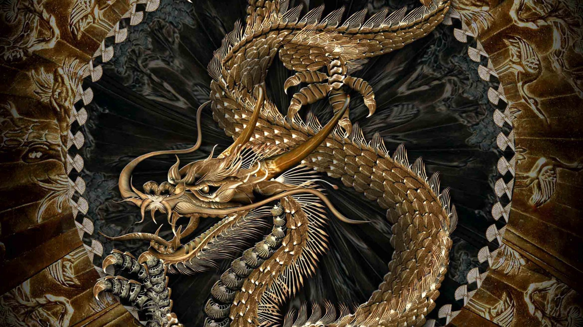 1920x1080 APC Wallpaper Dragon Beautiful Dragon Wallpapers | HD Wallpapers |  Pinterest | Japanese dragon, Dragons and Wallpaper