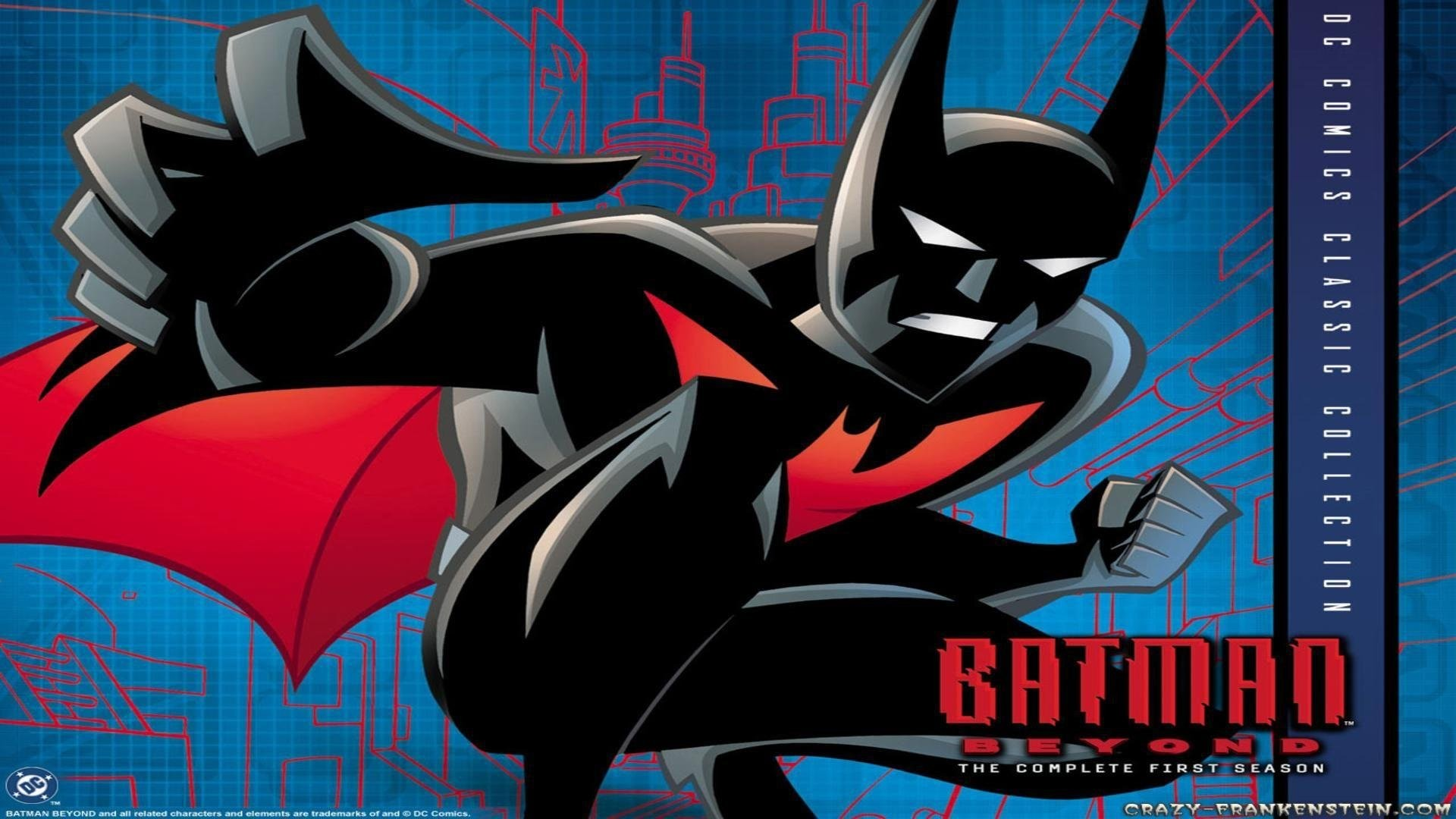 1920x1080 Batman Beyond Cartoon