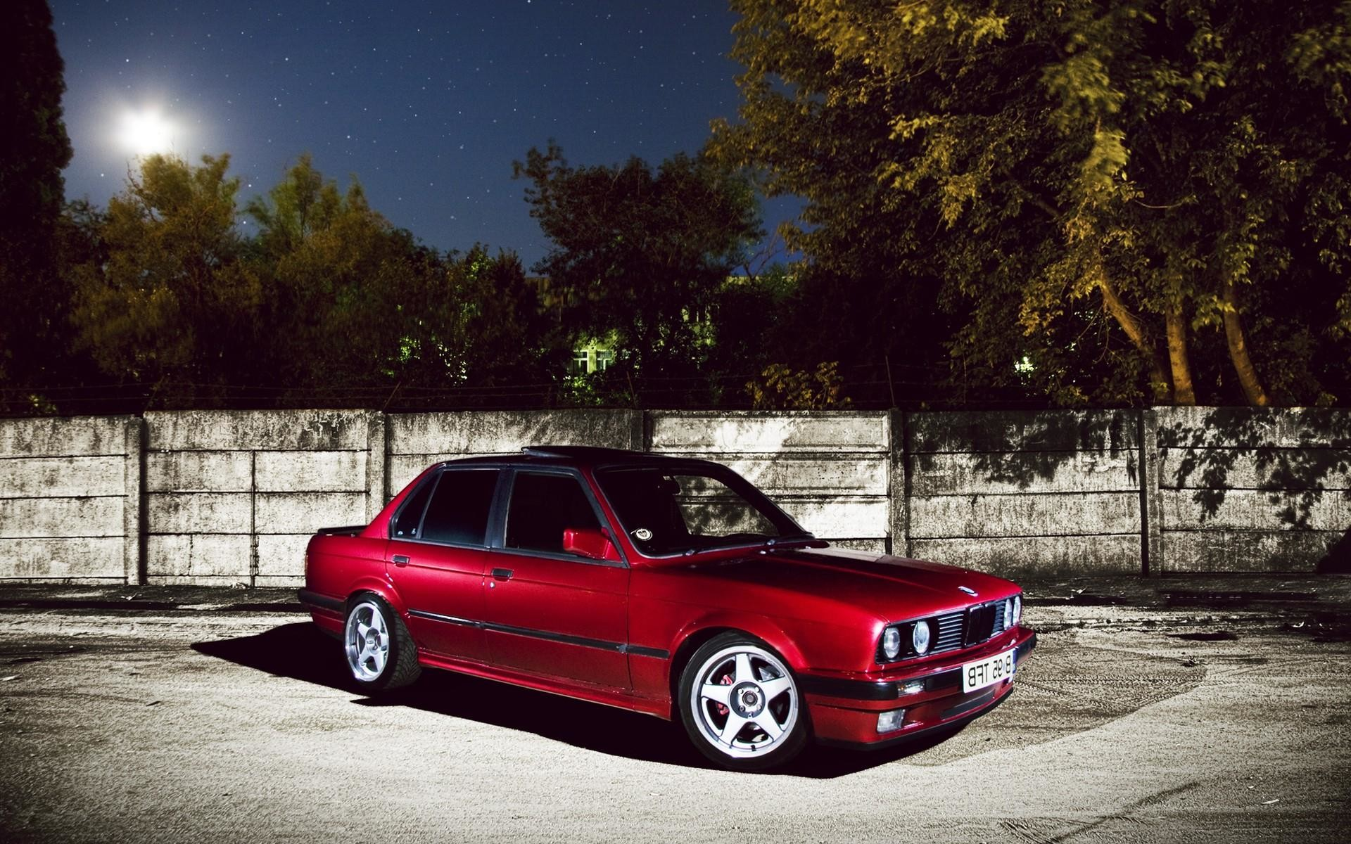 1920x1200 Bmw E30 Wallpapers HD Free Download