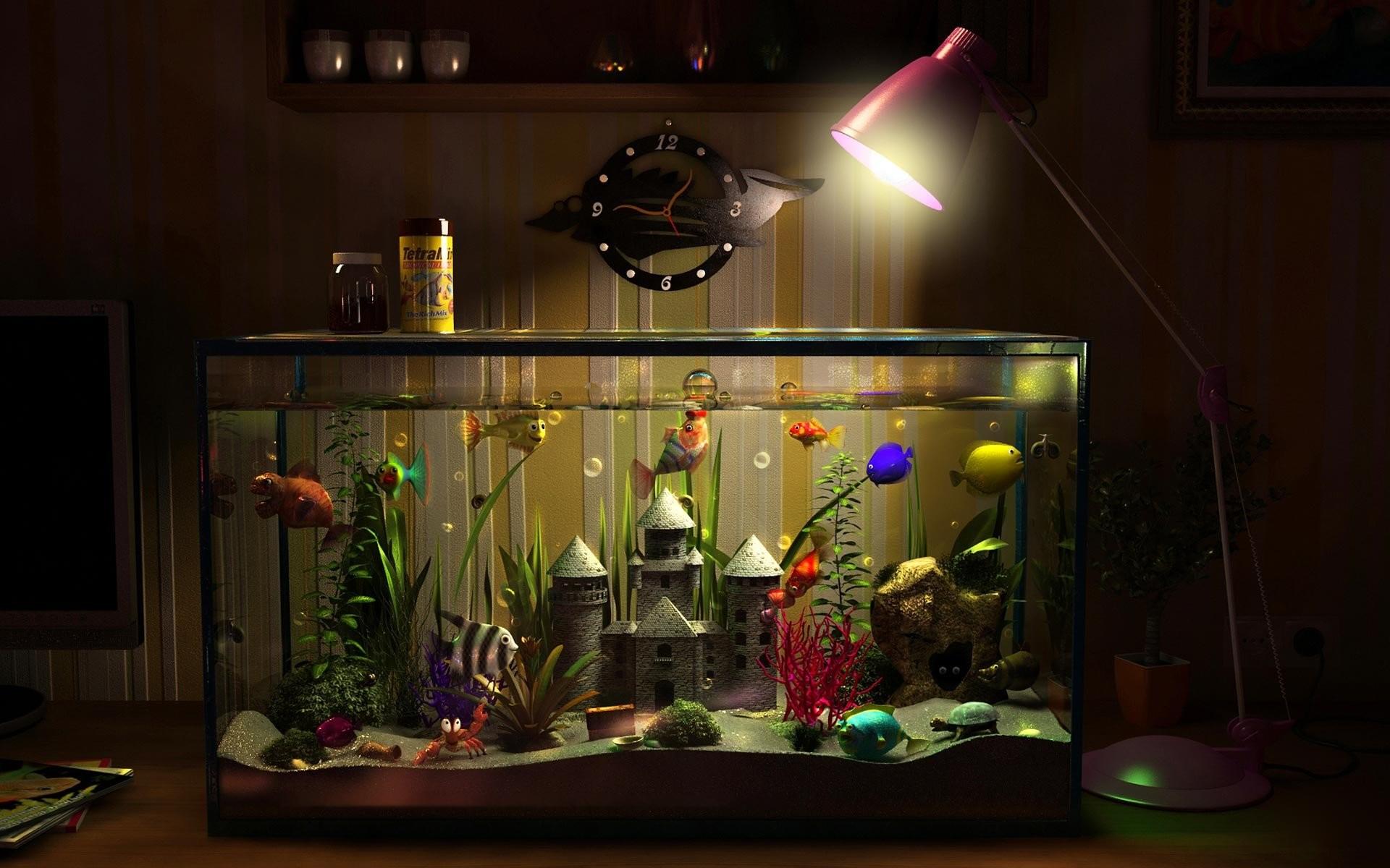 Animated aquarium desktop wallpaper 53 images for Animated fish tank