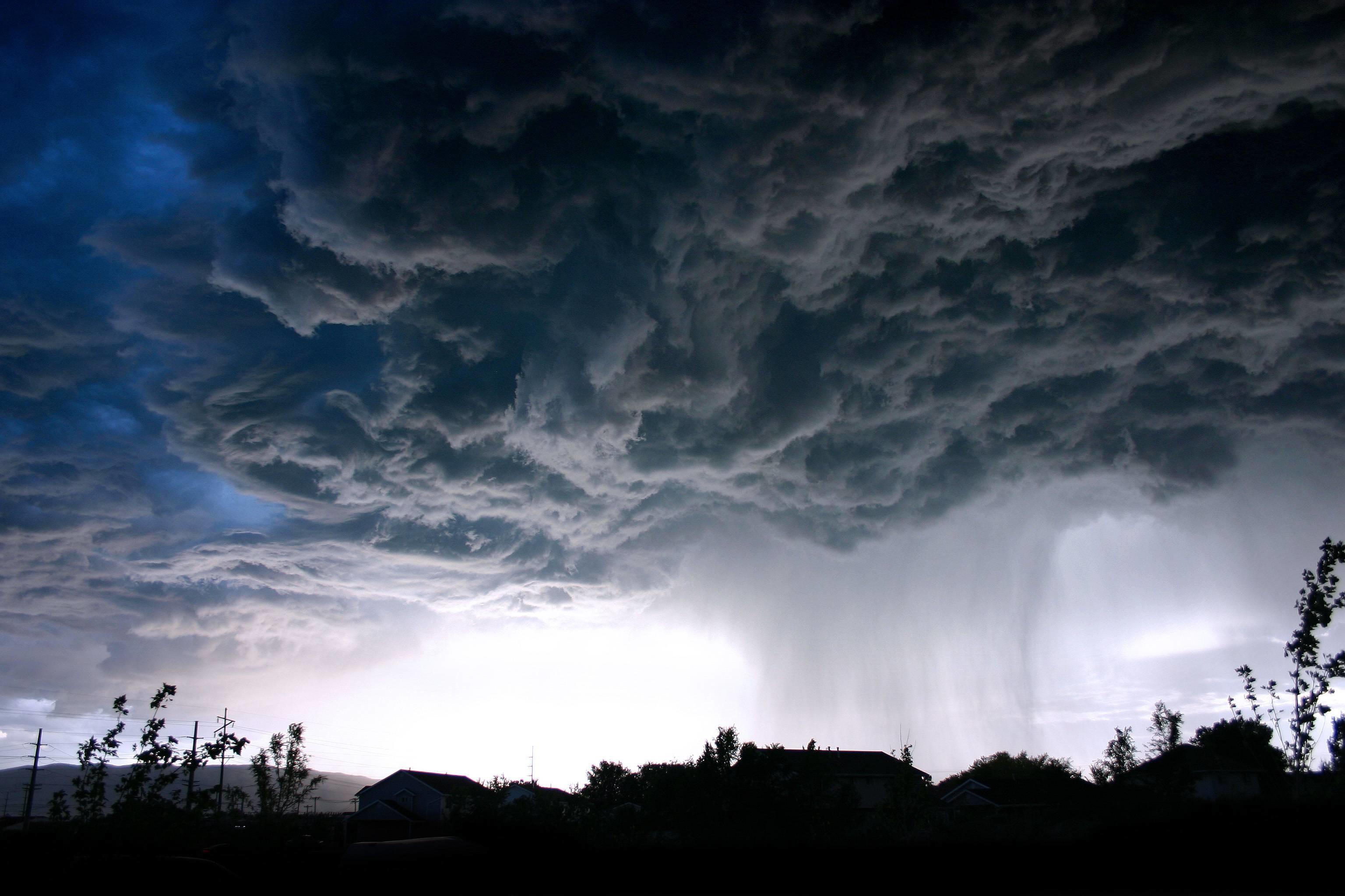 thunderstorm wallpaper 60 images