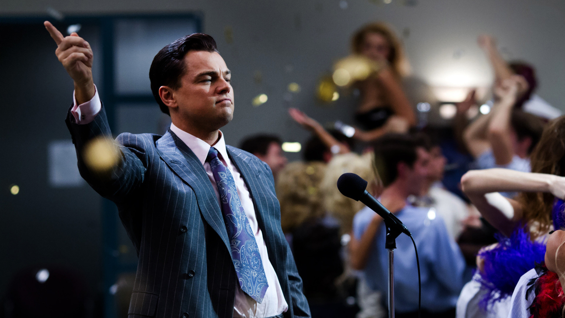 1920x1080  Wallpaper the wolf of wall street, leonardo dicaprio, jordan  belfort