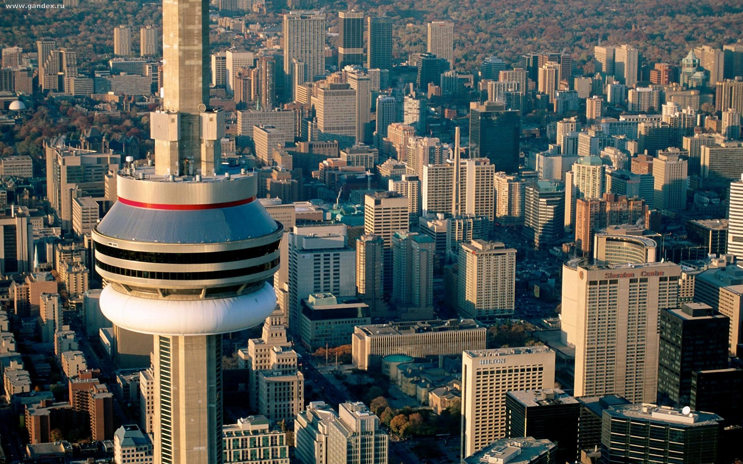 2560x1600 Cityscapes skylines toronto hdr photography wallpaper |  | 17463 |  WallpaperUP