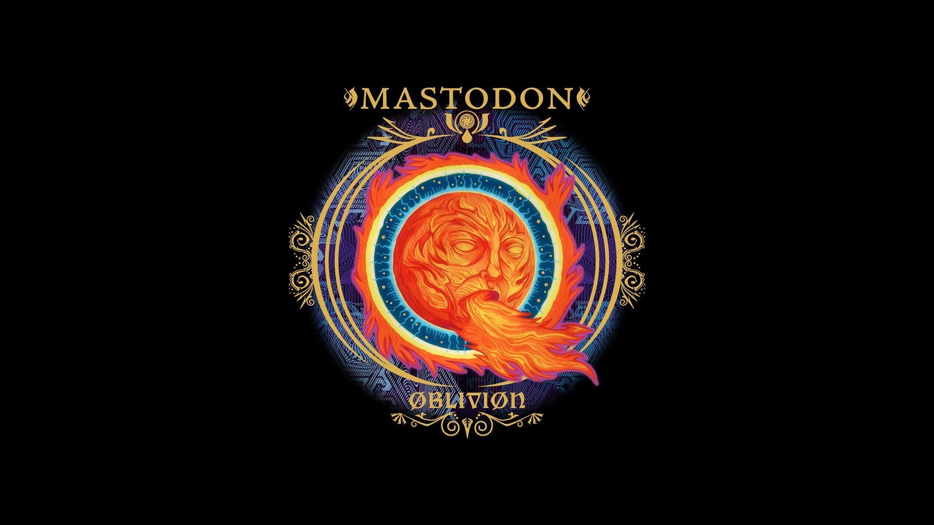 1920x1080 Mastodon Band Wallpaper