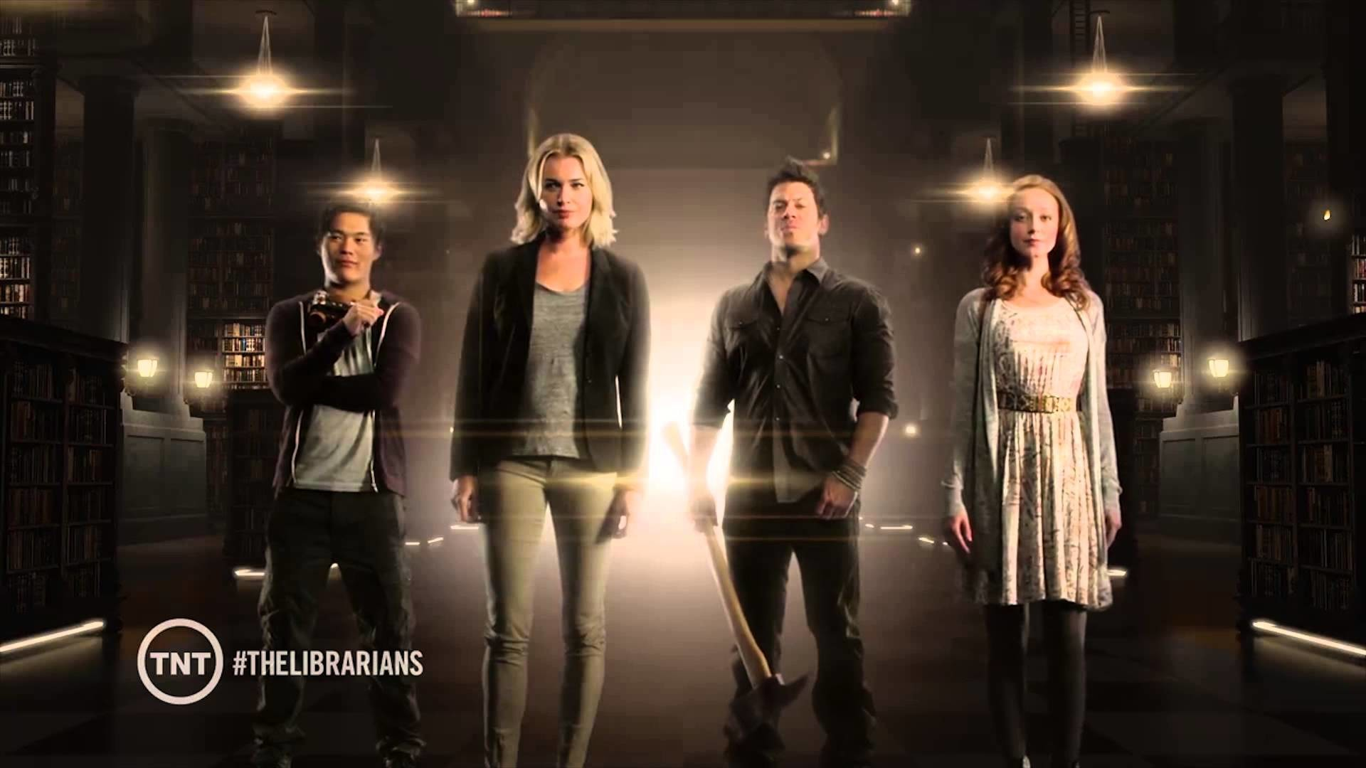 1920x1080 The Librarians