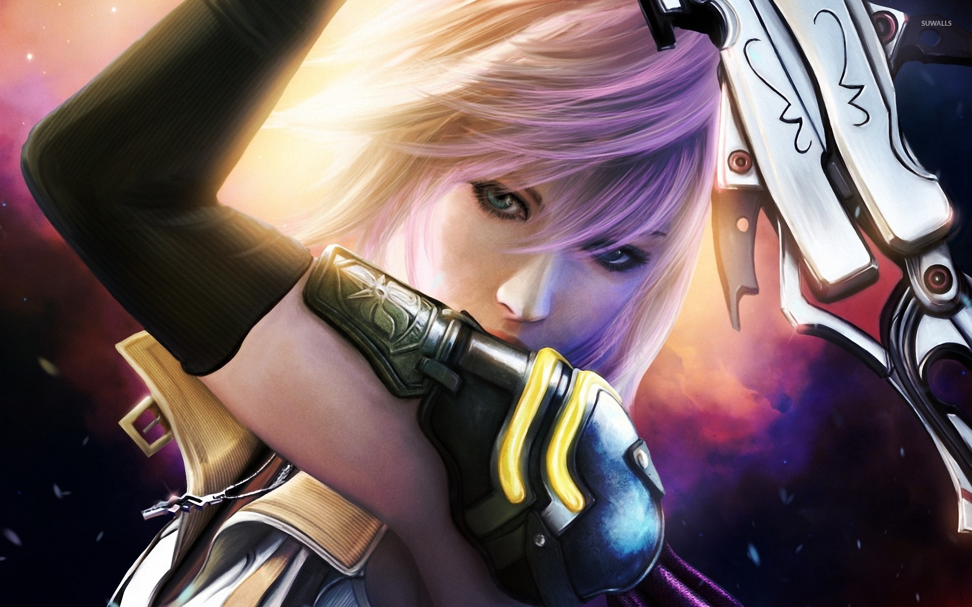 1920x1200 Lightning - Final Fantasy XIII-2 [3] wallpaper