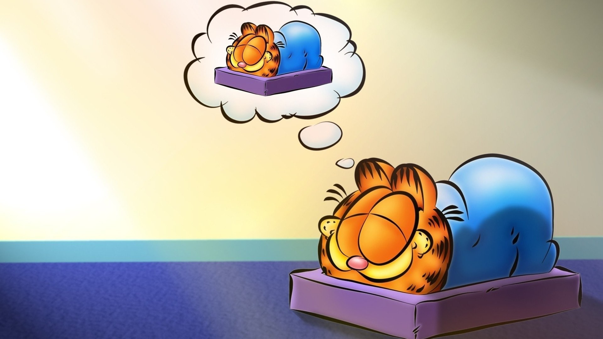 1920x1080 Comics - Garfield Wallpaper