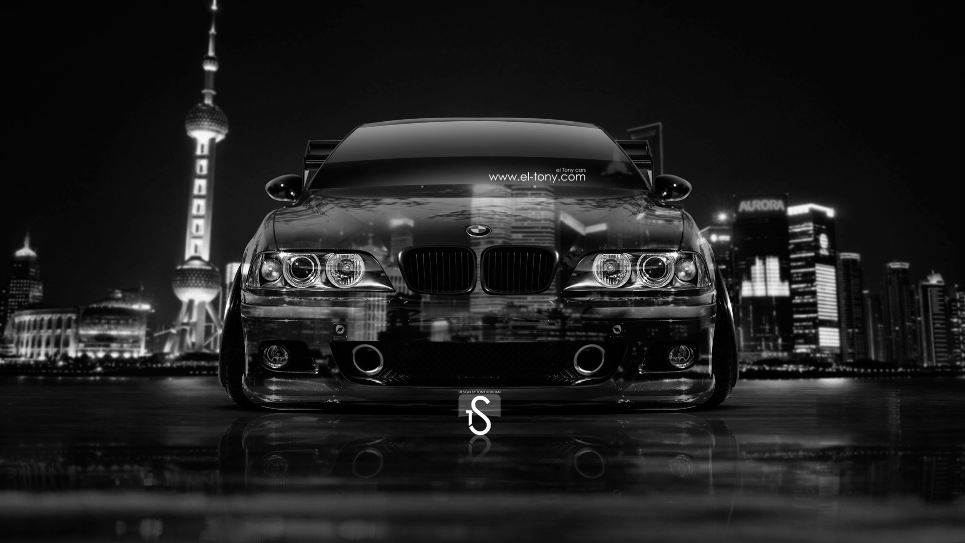 1920x1080 ... BMW-M5-E39-Tuning-Front-Crystal-City-Car- ...