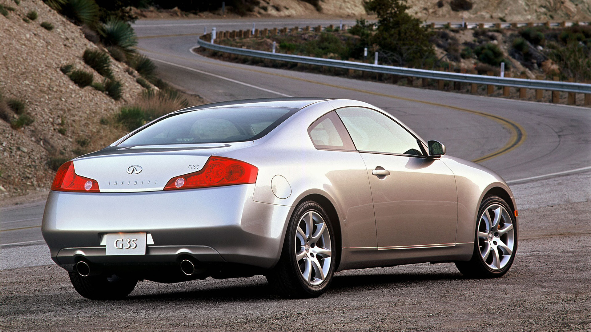 1920x1080 2002 Infiniti G35 Coupe picture