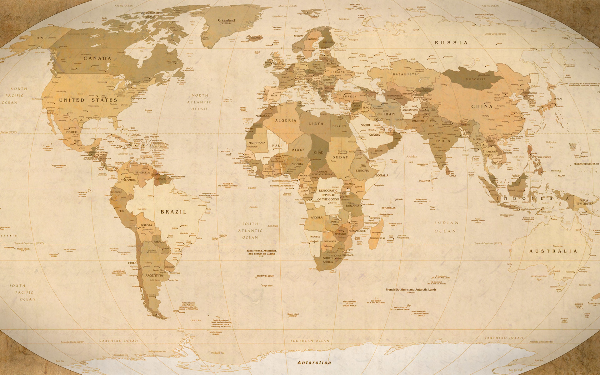 World map computer wallpaper 62 images 1920x1200 download typographic world map night hd wallpaper gumiabroncs Choice Image
