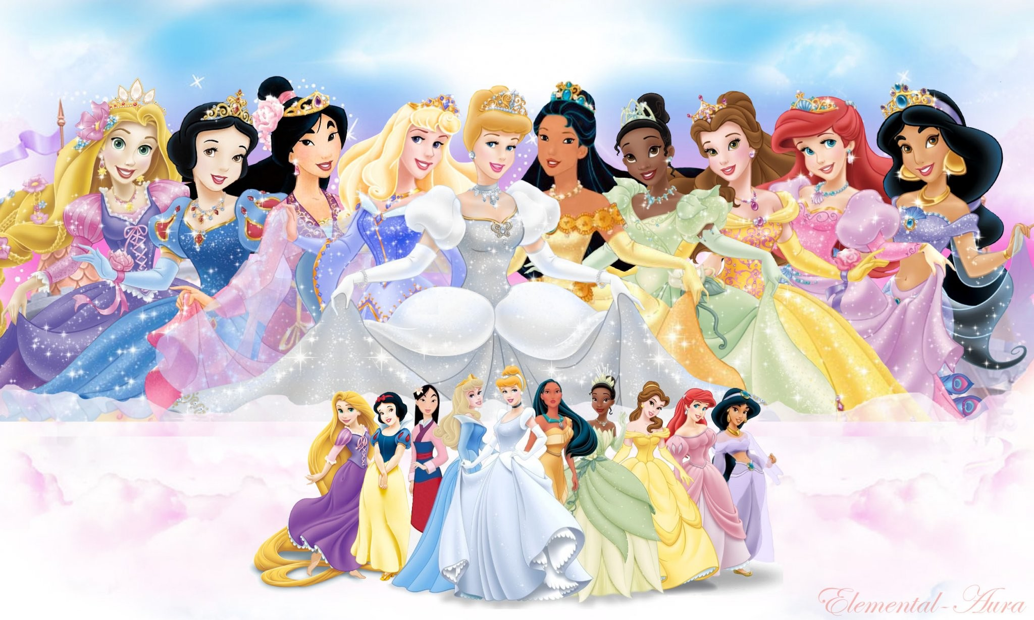 Disney Princess Wallpapers 66 Images