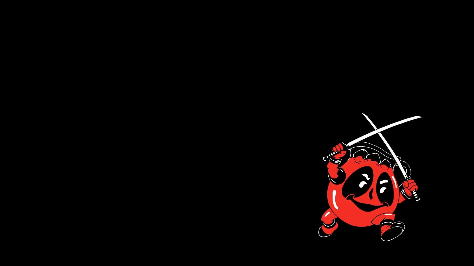 1920x1080 Cool Deadpool Fun Wallpapers HD.