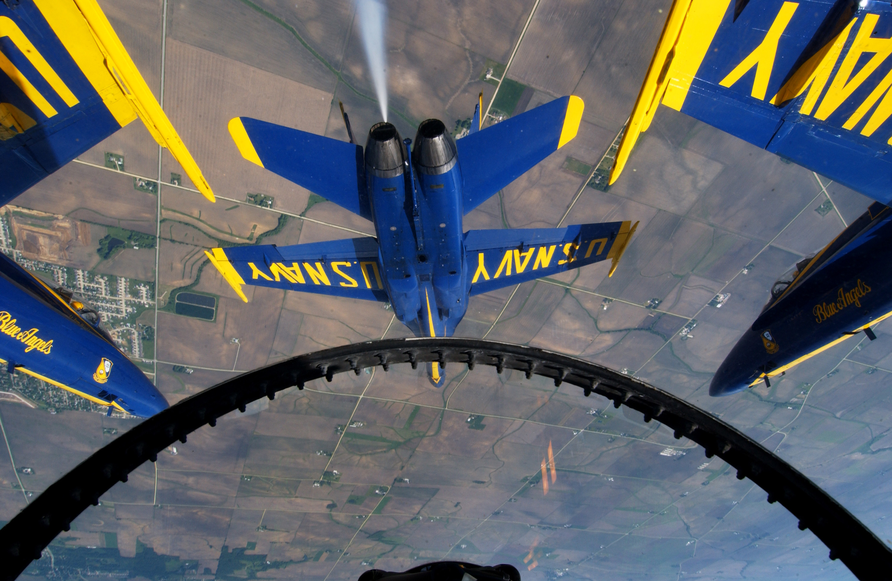 3000x1955 Planes F-18 Hornet Blue Angels Navy Military War Cockpits Aircraft ...